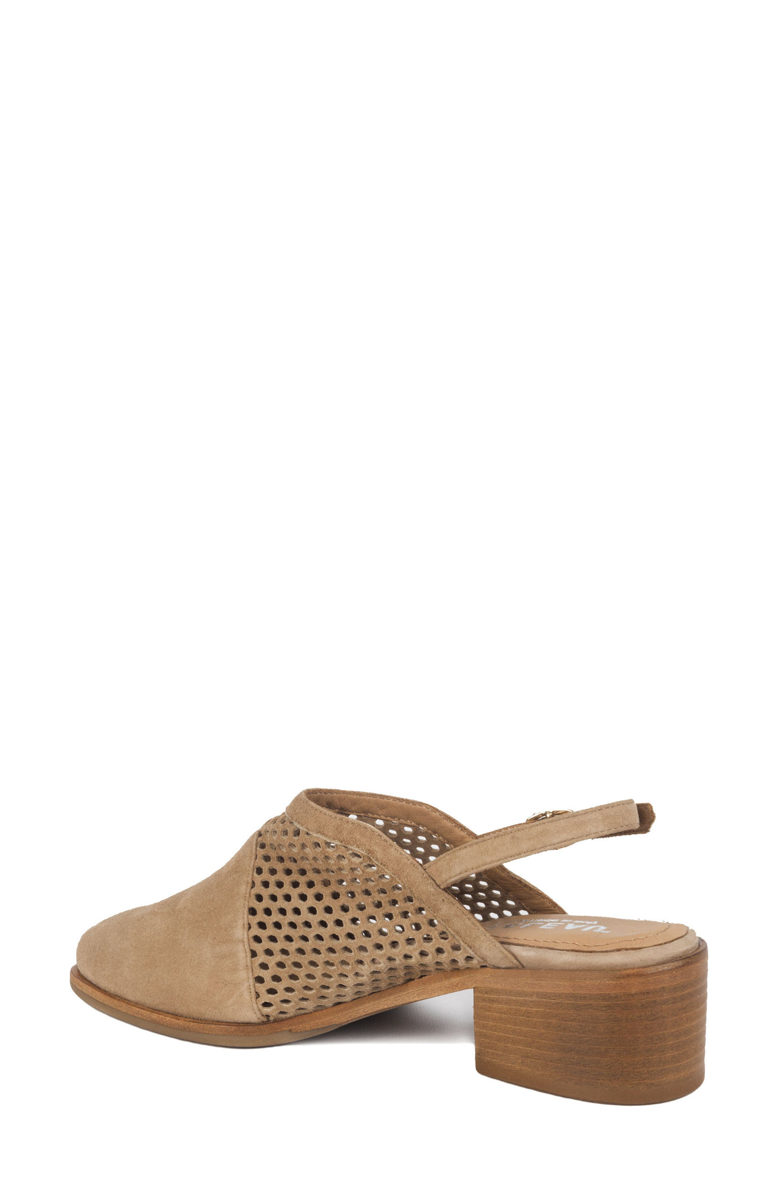 Toselli Water Resistant Slingback Bootie,                             Alternate thumbnail 2, color,                             Sand