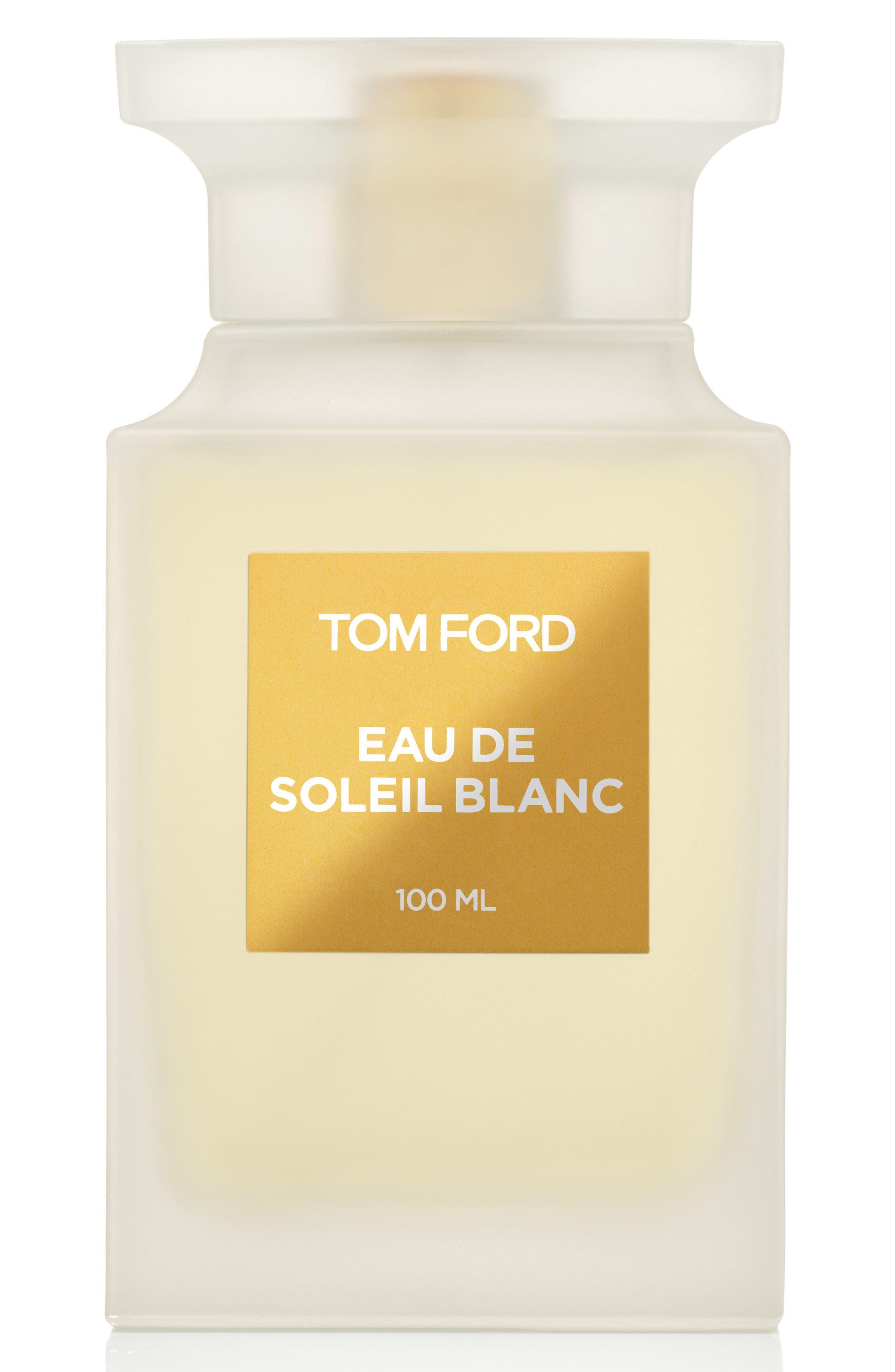Eau de Soleil Blanc Fragrance,                             Main thumbnail 1, color,                             No Color