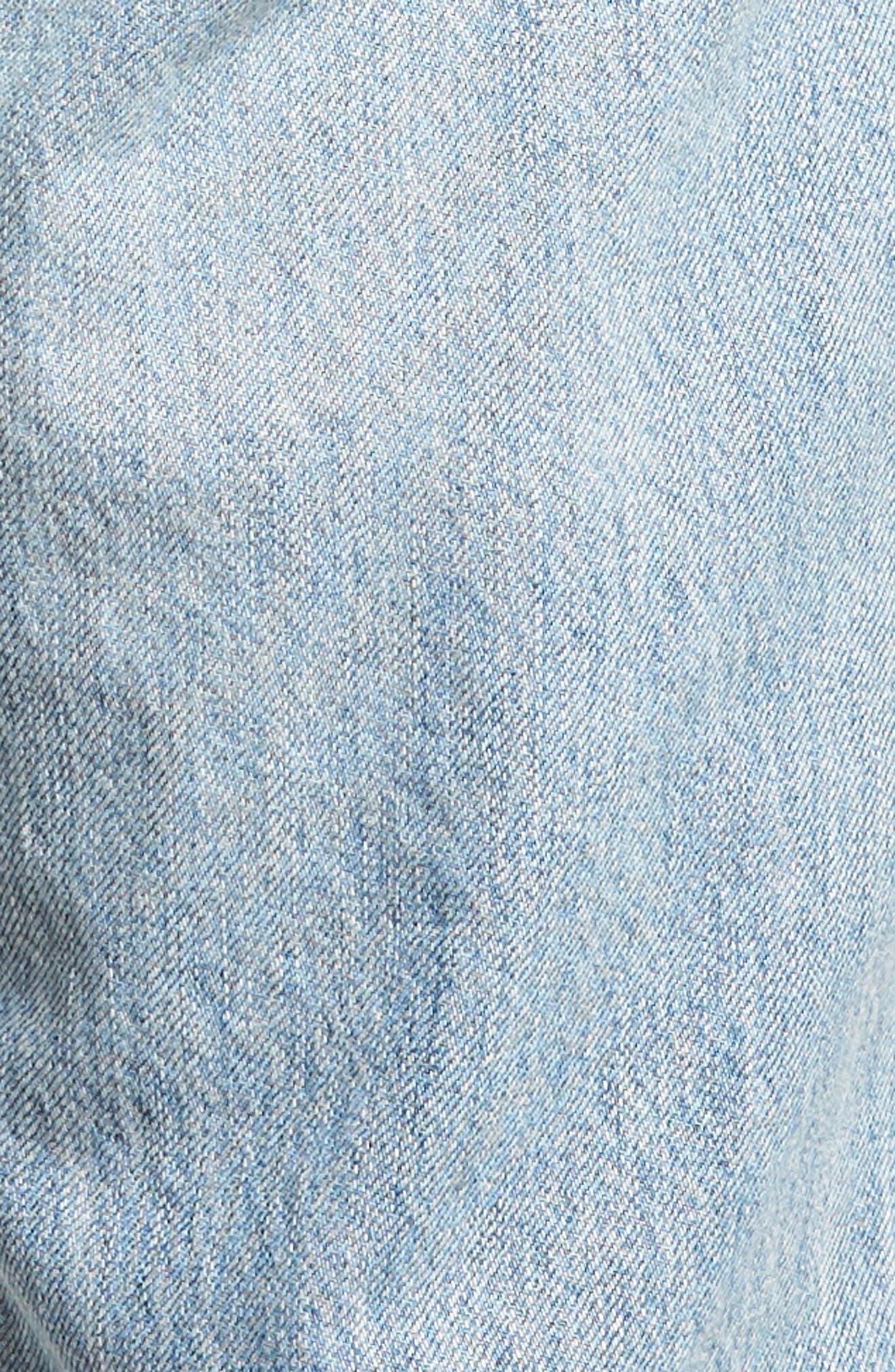 Tellis Slim Fit Jeans,                             Alternate thumbnail 4, color,                             23 Years Seafarer