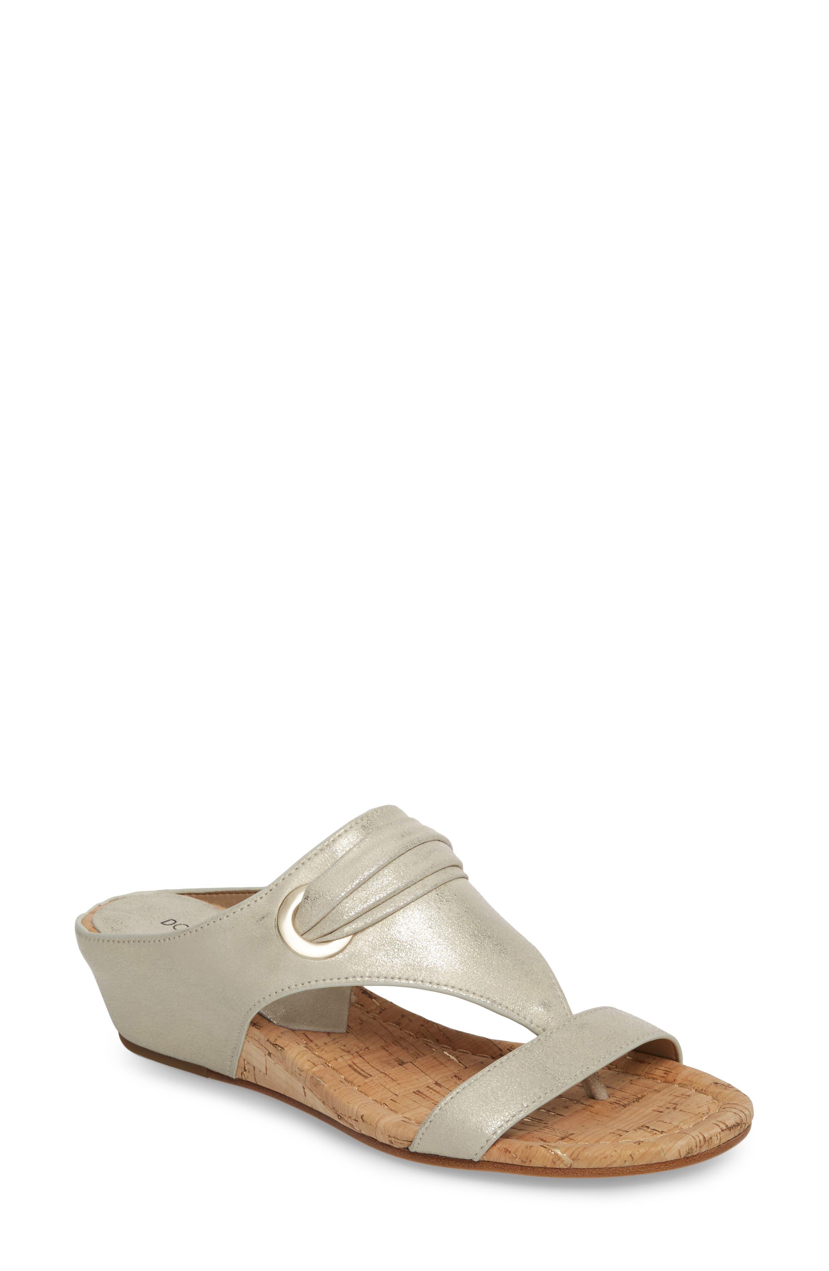 Donald Pliner Dionne Wedge Sandal (Women)