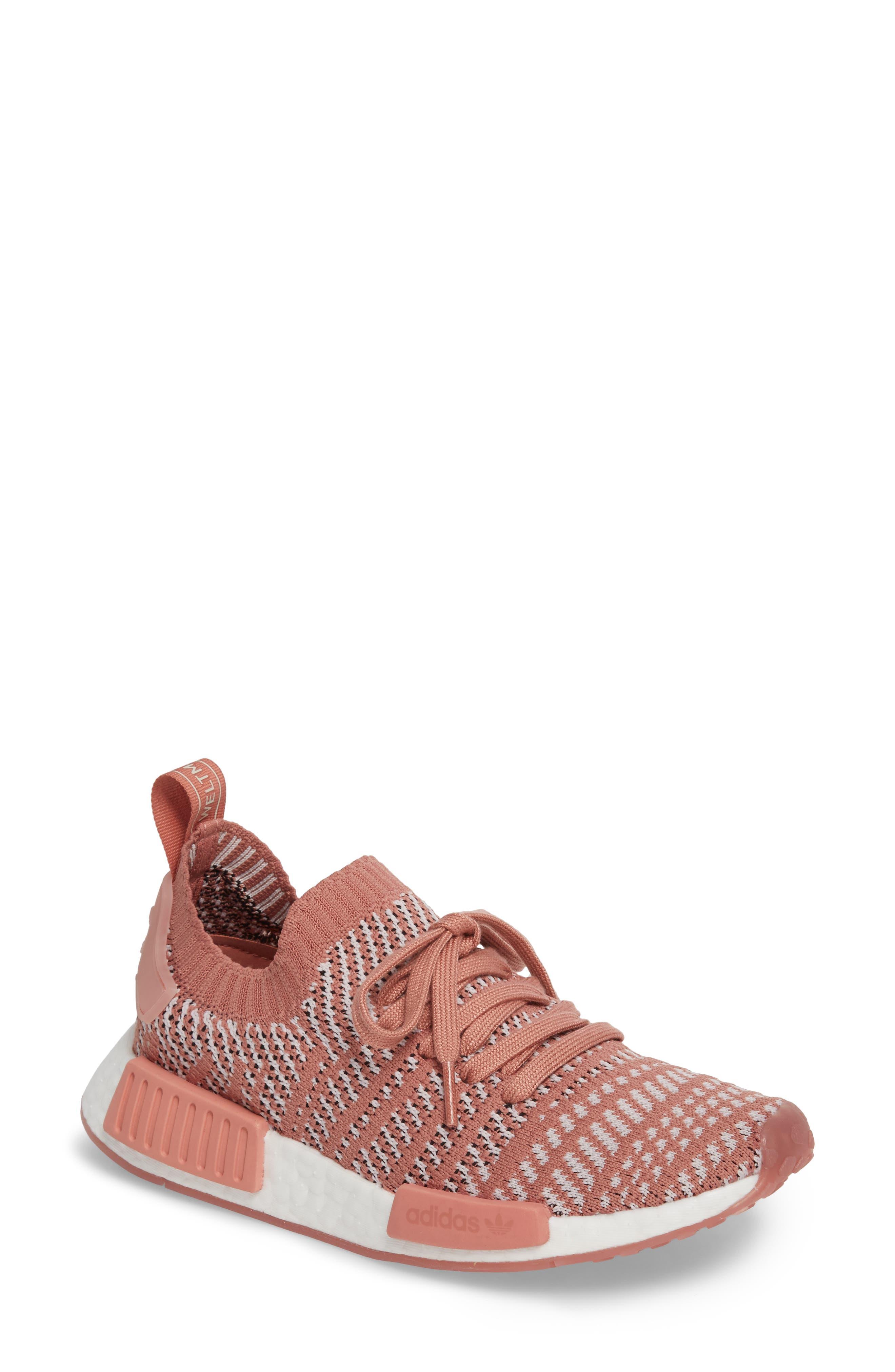 Main Image - adidas NMD R1 STLT Primeknit Sneaker (Women)