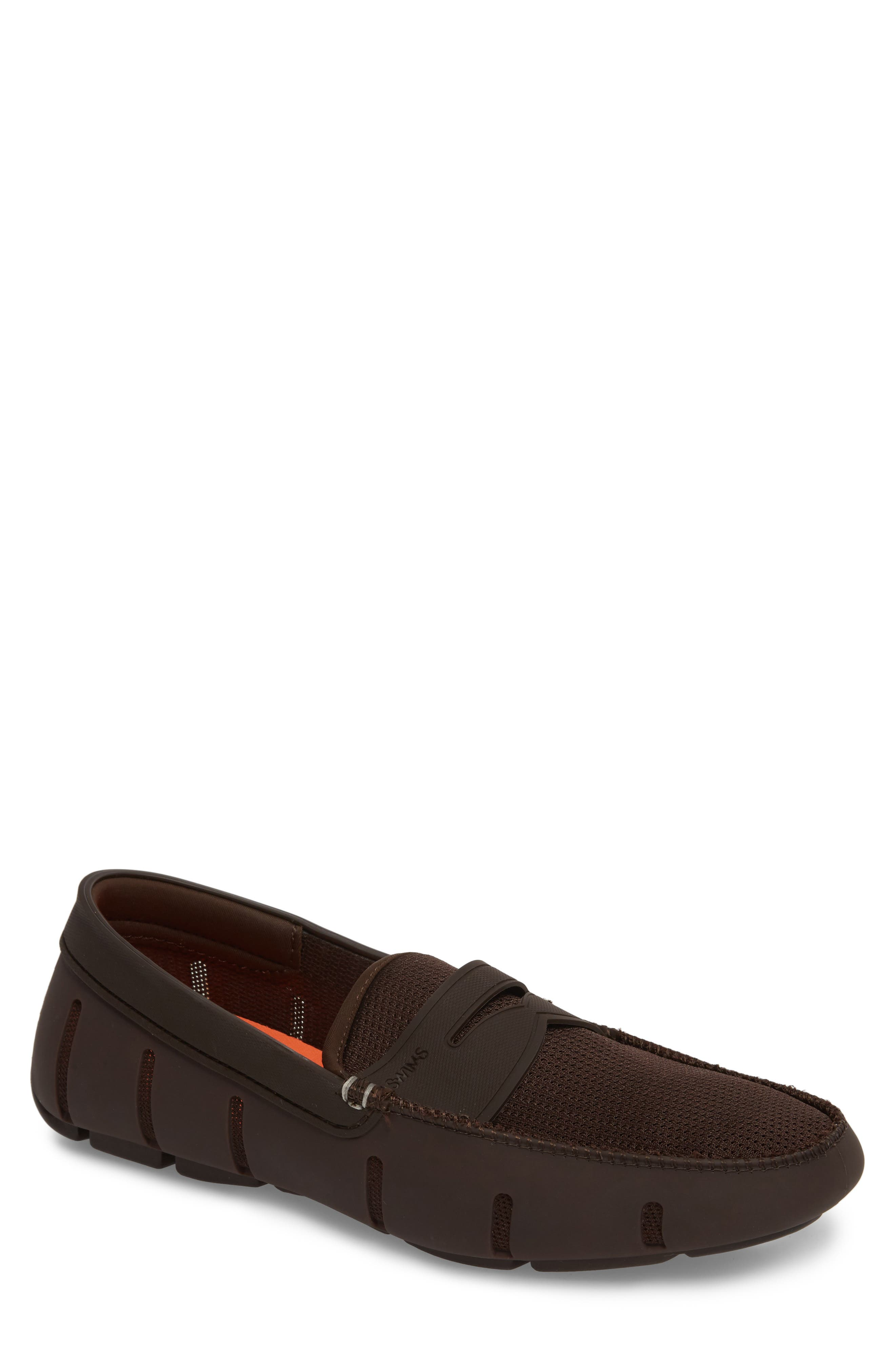 Swims Washable Penny Loafer (Men)