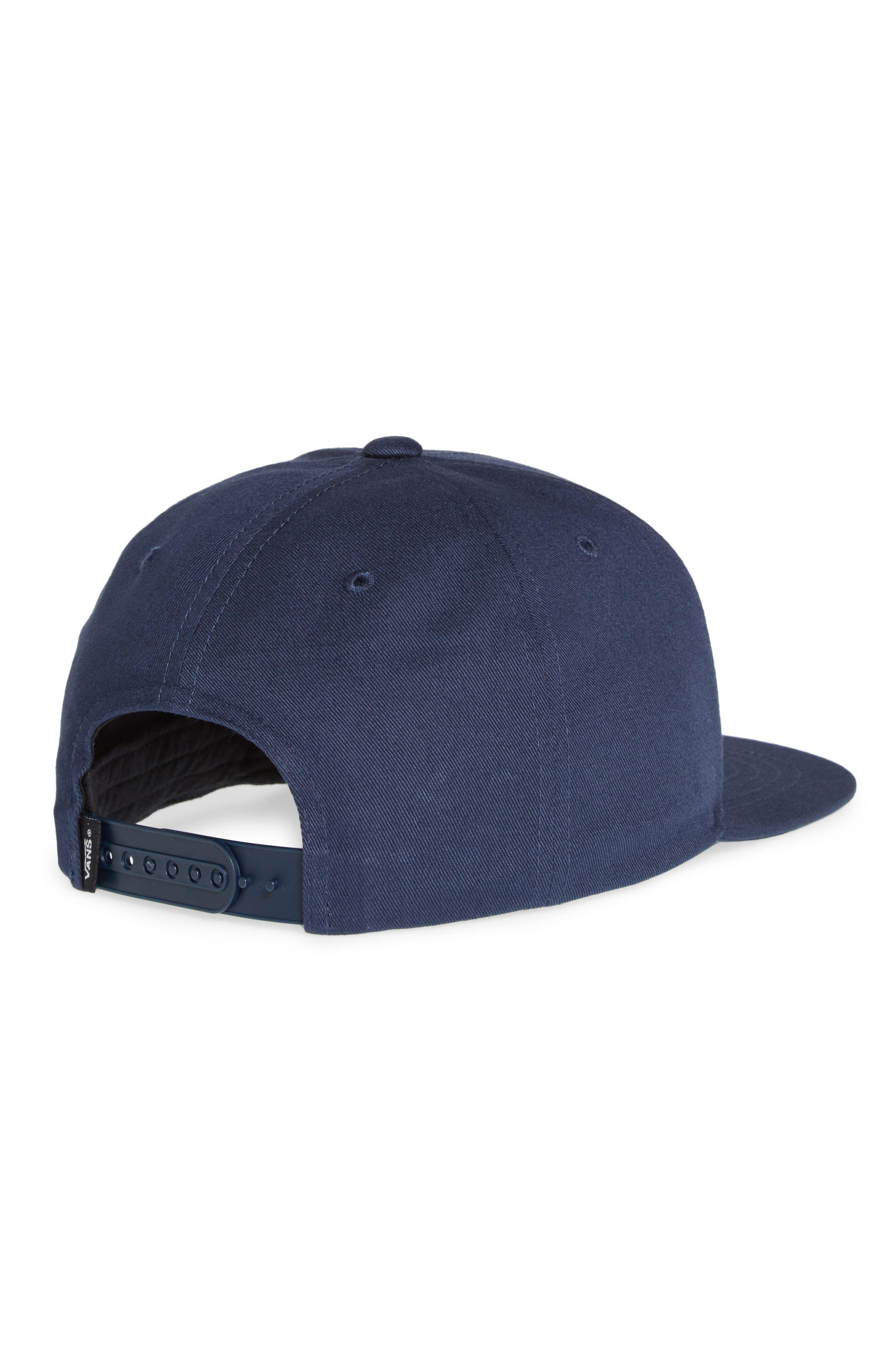 Established 66 Snapback Cap,                             Alternate thumbnail 2, color,                             Dress Blues