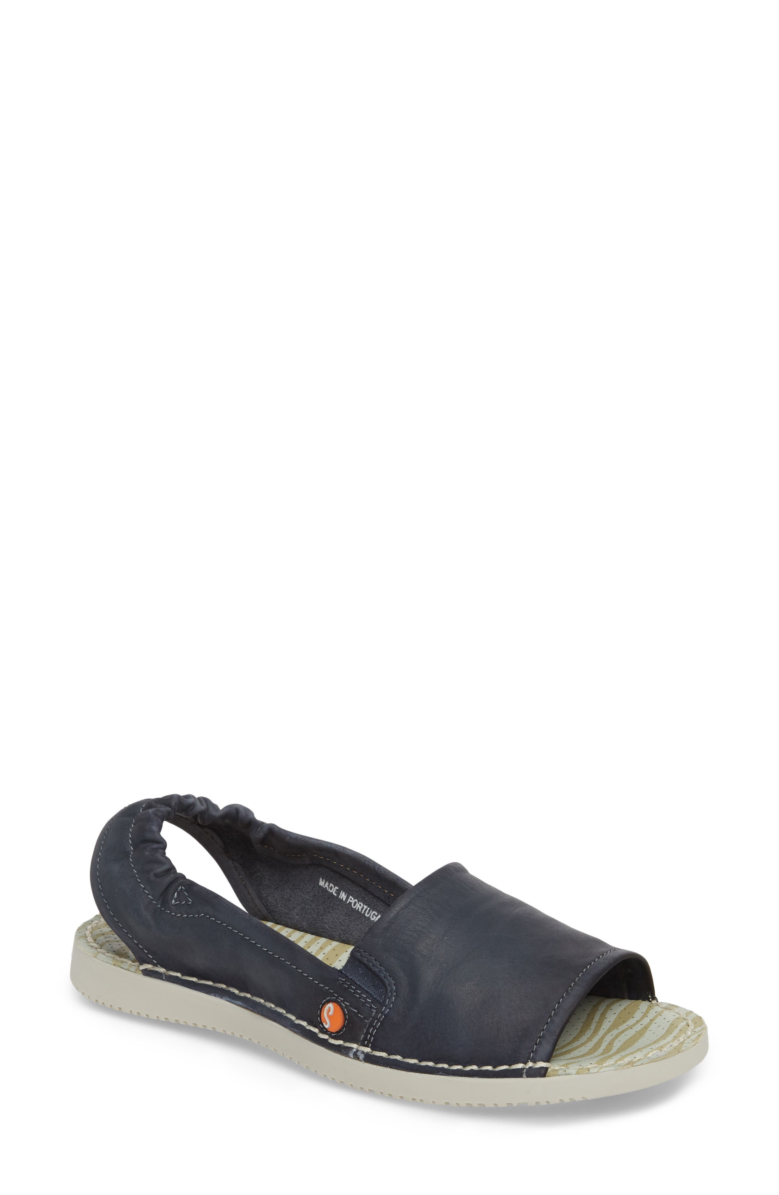 Softinos by Fly London Tee Flat Sandal (Women)