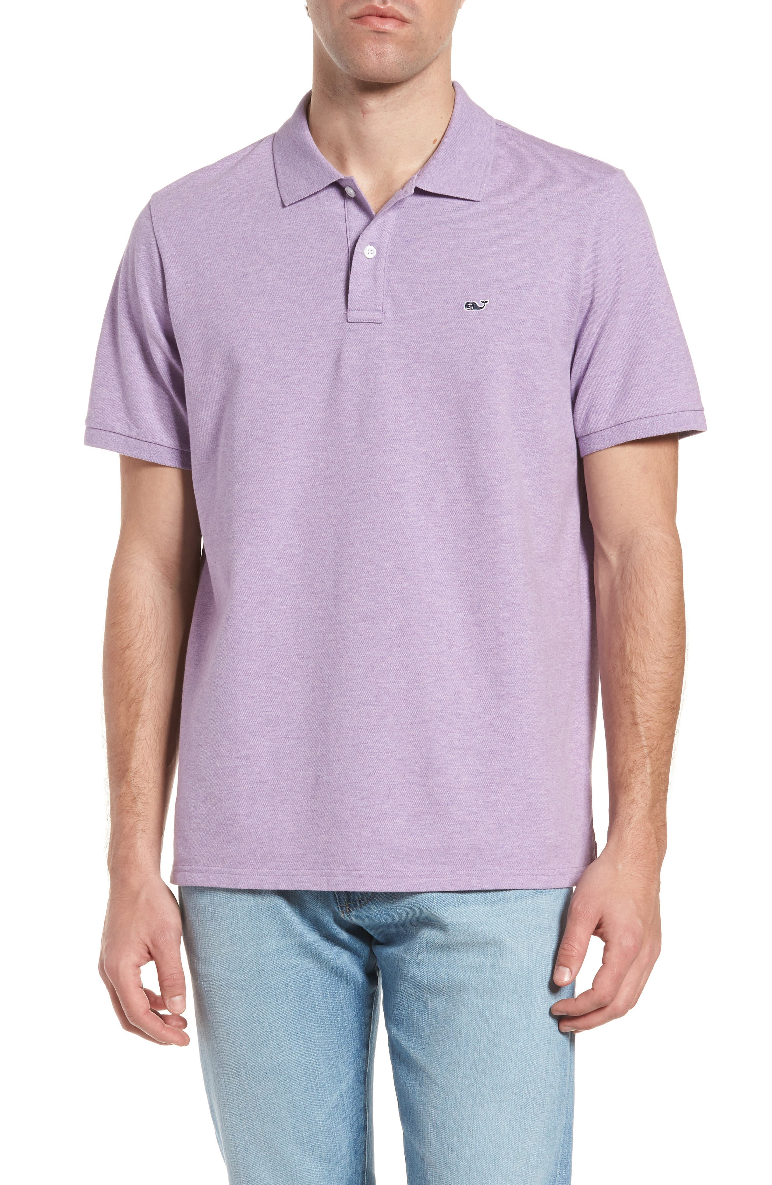 vineyard vines Regular Fit Piqué Polo