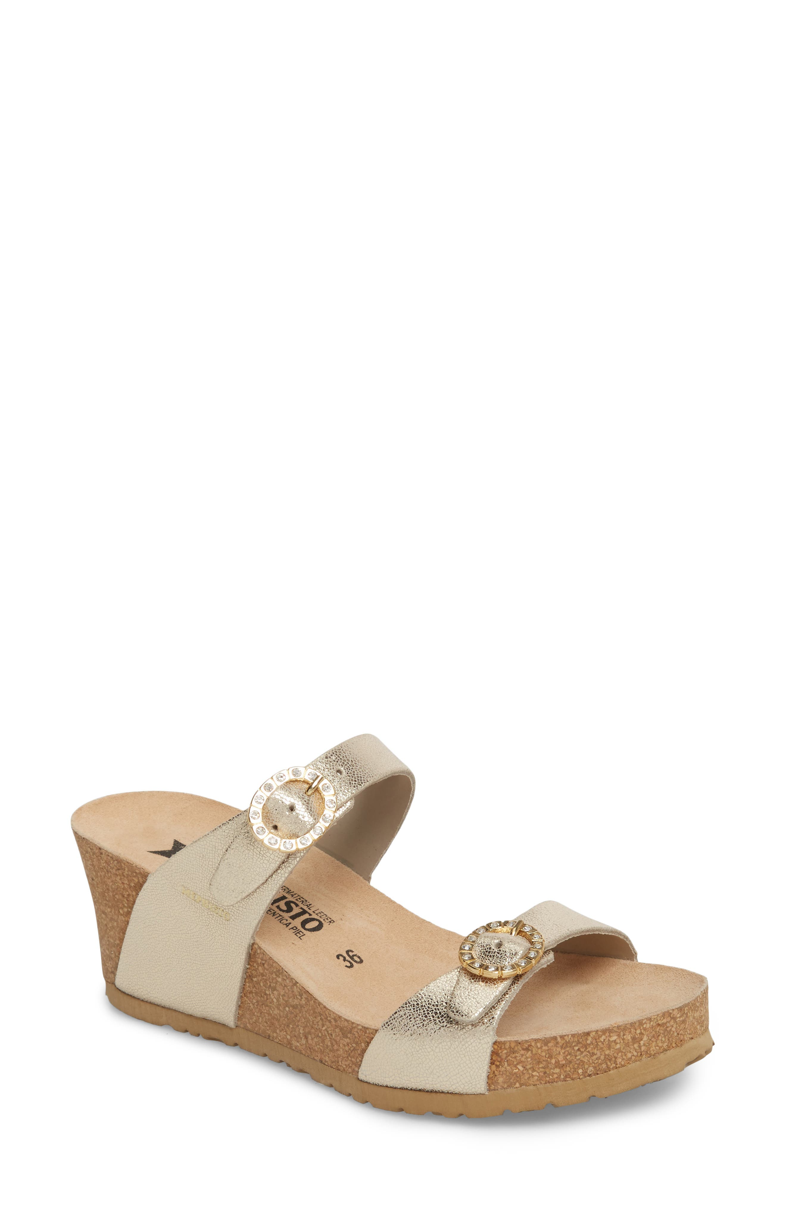 Lidia Sandal by Mephisto