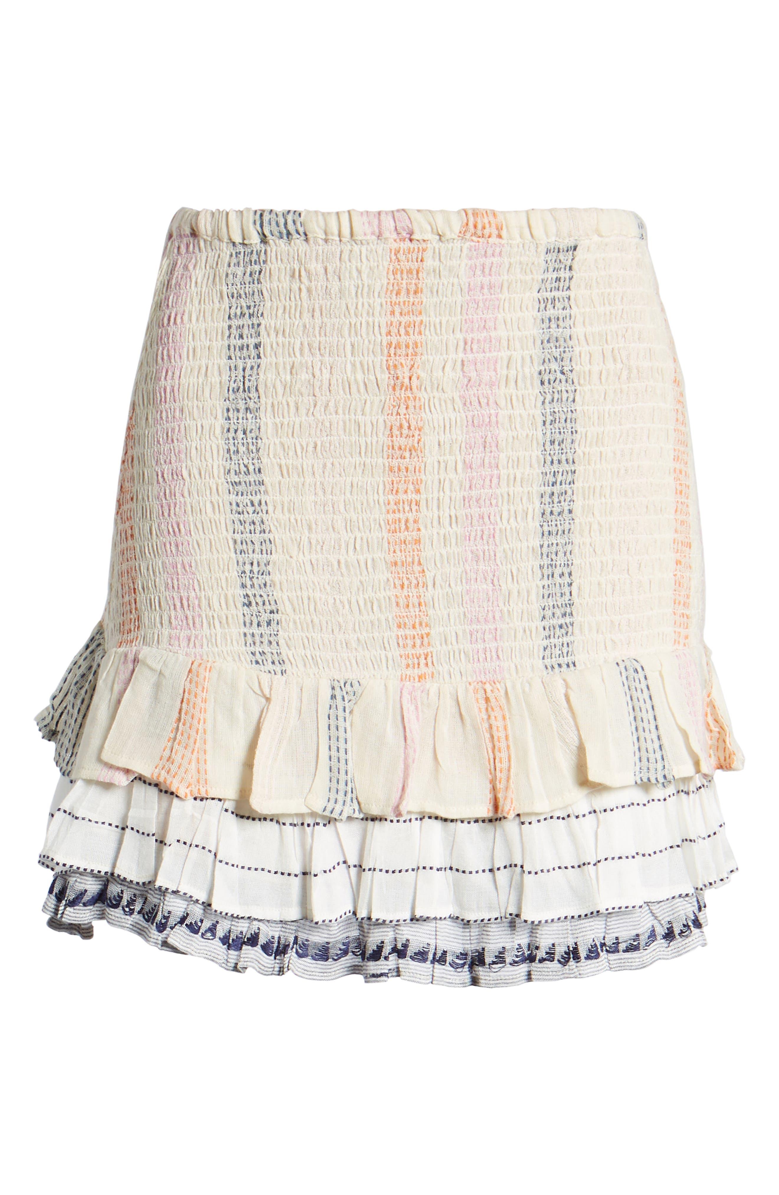 Alternate Image 7  - Tularosa Drea Miniskirt