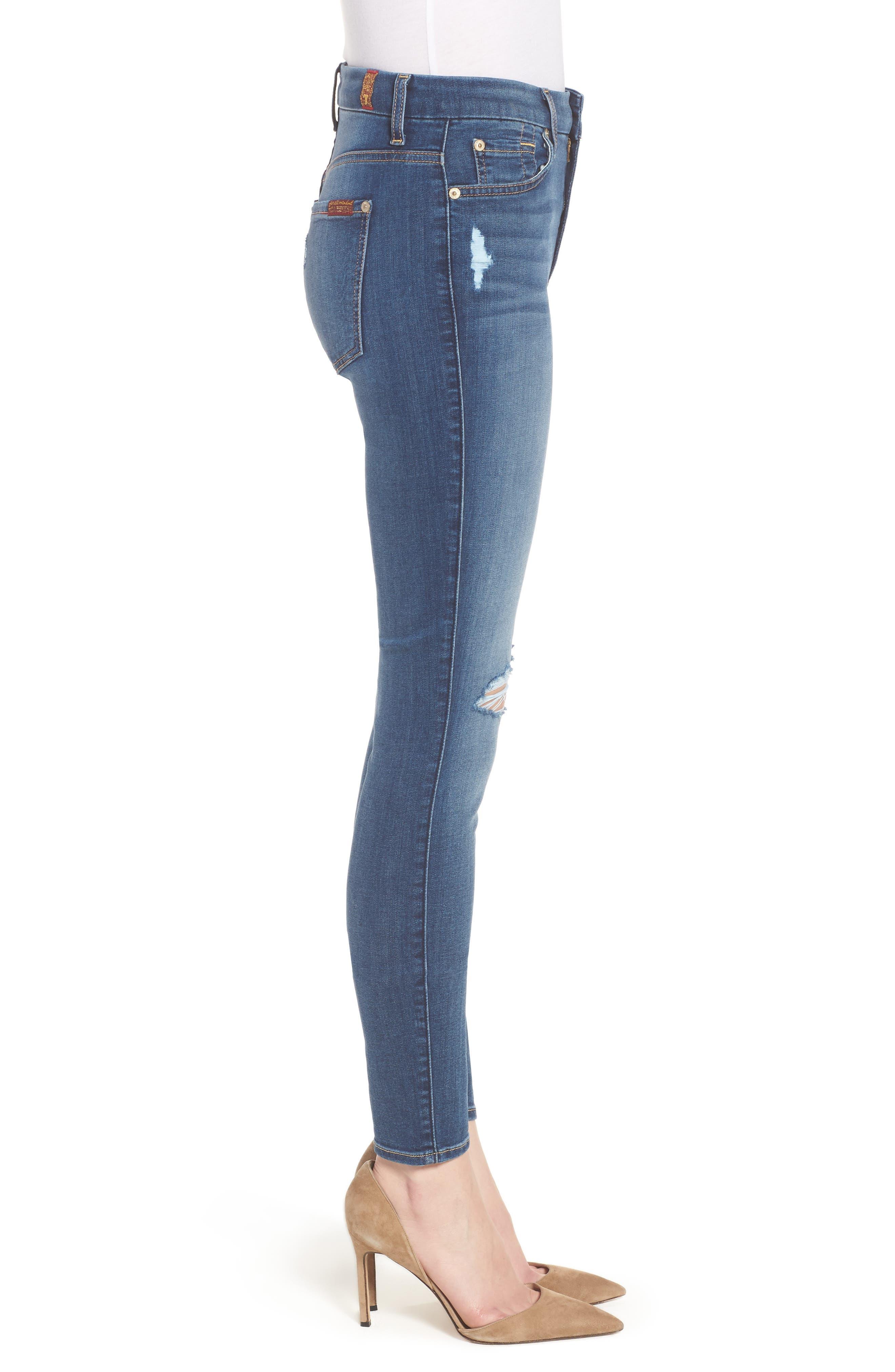 'b(air) - The Ankle' Skinny Jeans,                             Alternate thumbnail 3, color,                             Bair Vintage Dusk 2