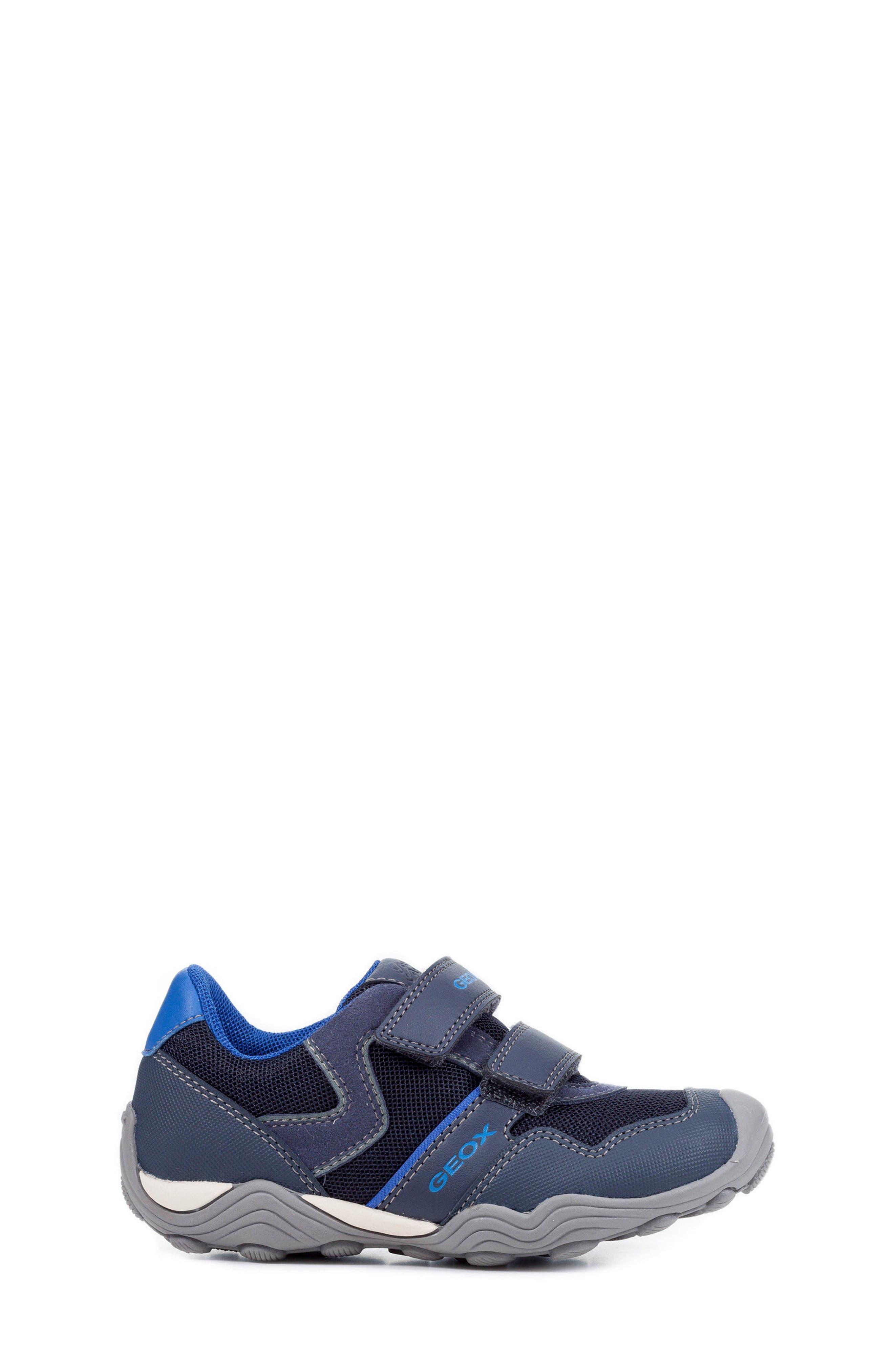 Jr Arno 13 Sneaker,                             Alternate thumbnail 3, color,                             Navy/ Royal Blue