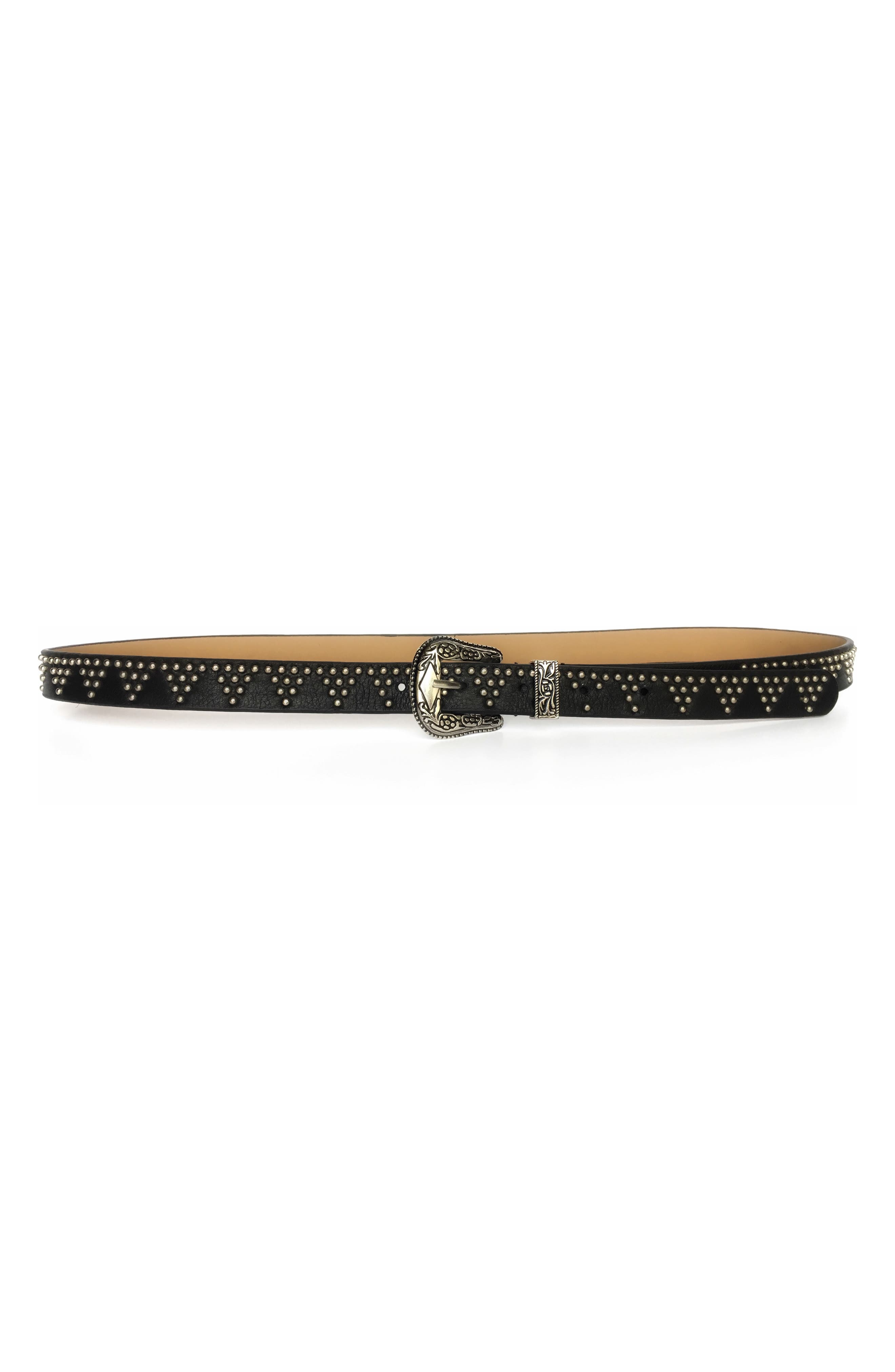 Pilar Belt,                         Main,                         color, Black