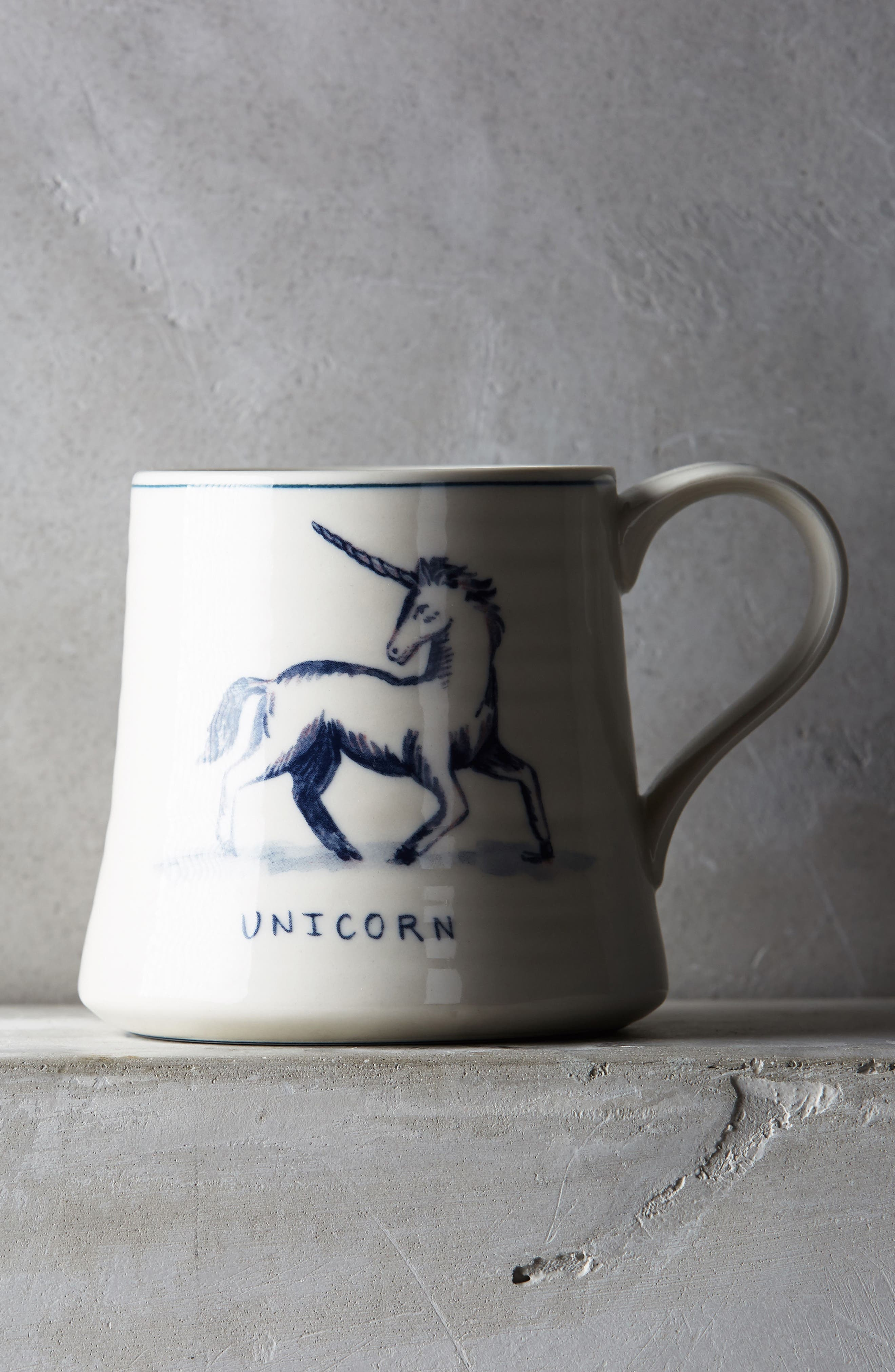 Anthropologie Icon Mug