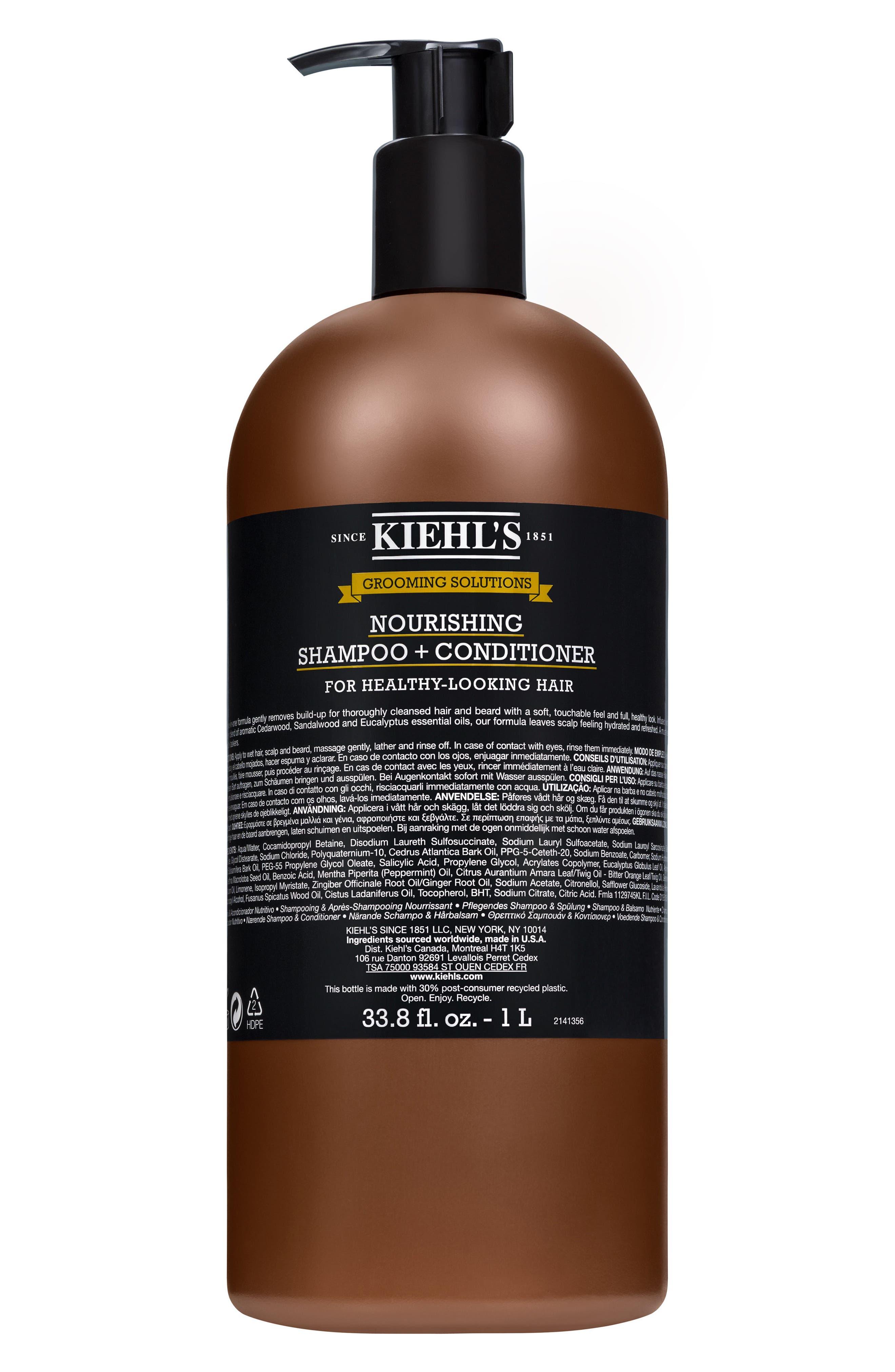Alternate Image 2  - Kiehl's Since 1851 Healthy Hair Scalp Shampoo & Conditioner