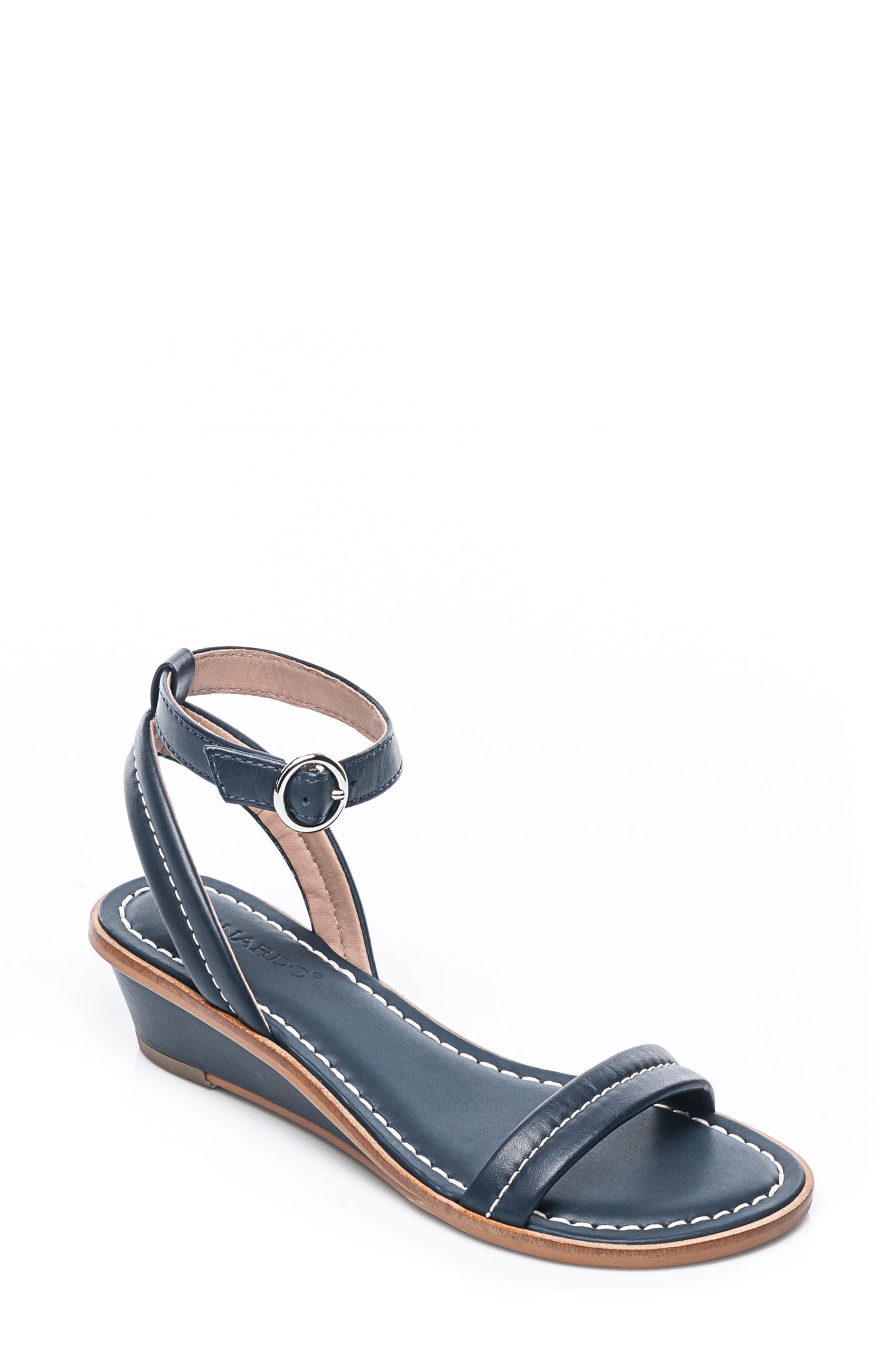 Bernardo Catherine Ankle Strap Sandal (Women)