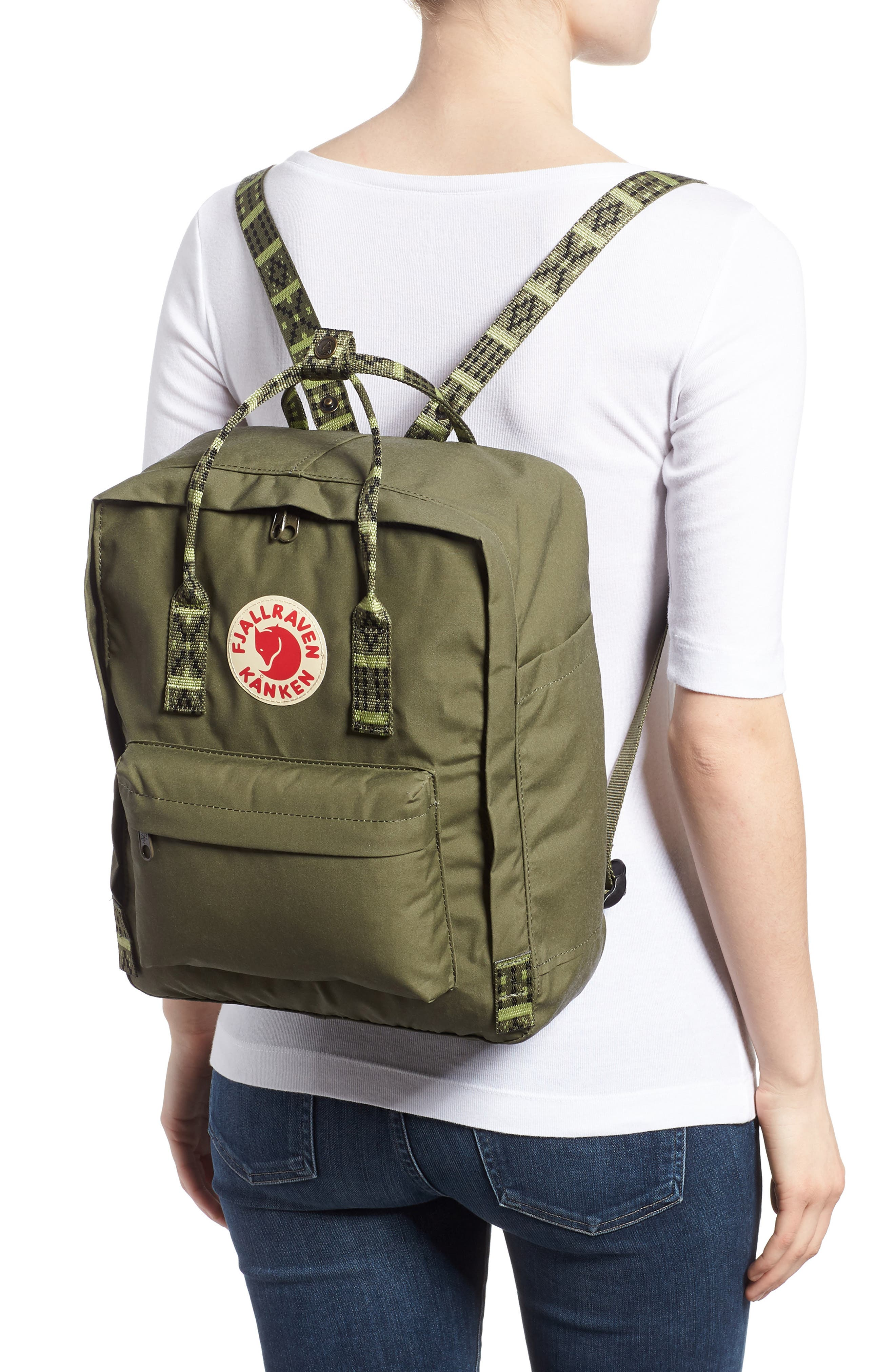 Alternate Image 2  - Fjällräven Kånken Backpack