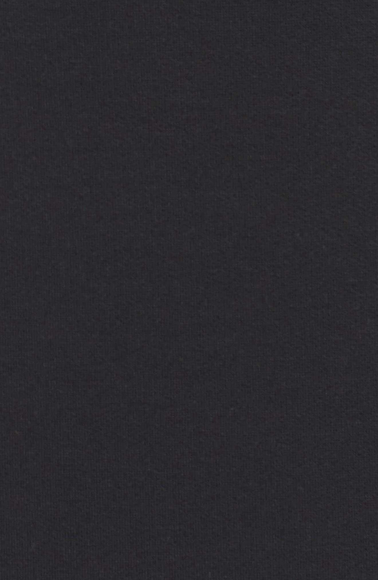 Range Dress,                             Alternate thumbnail 6, color,                             Black