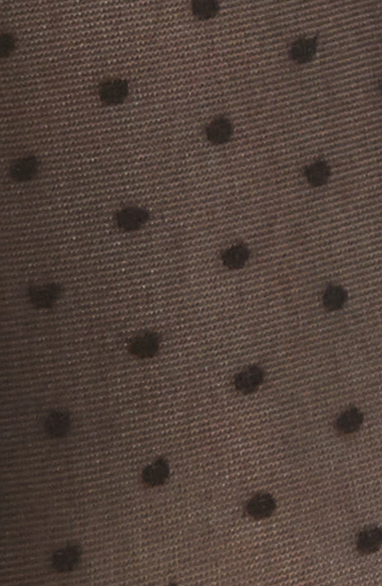 Sarah Jessica Sheer Socks,                             Alternate thumbnail 2, color,                             Black