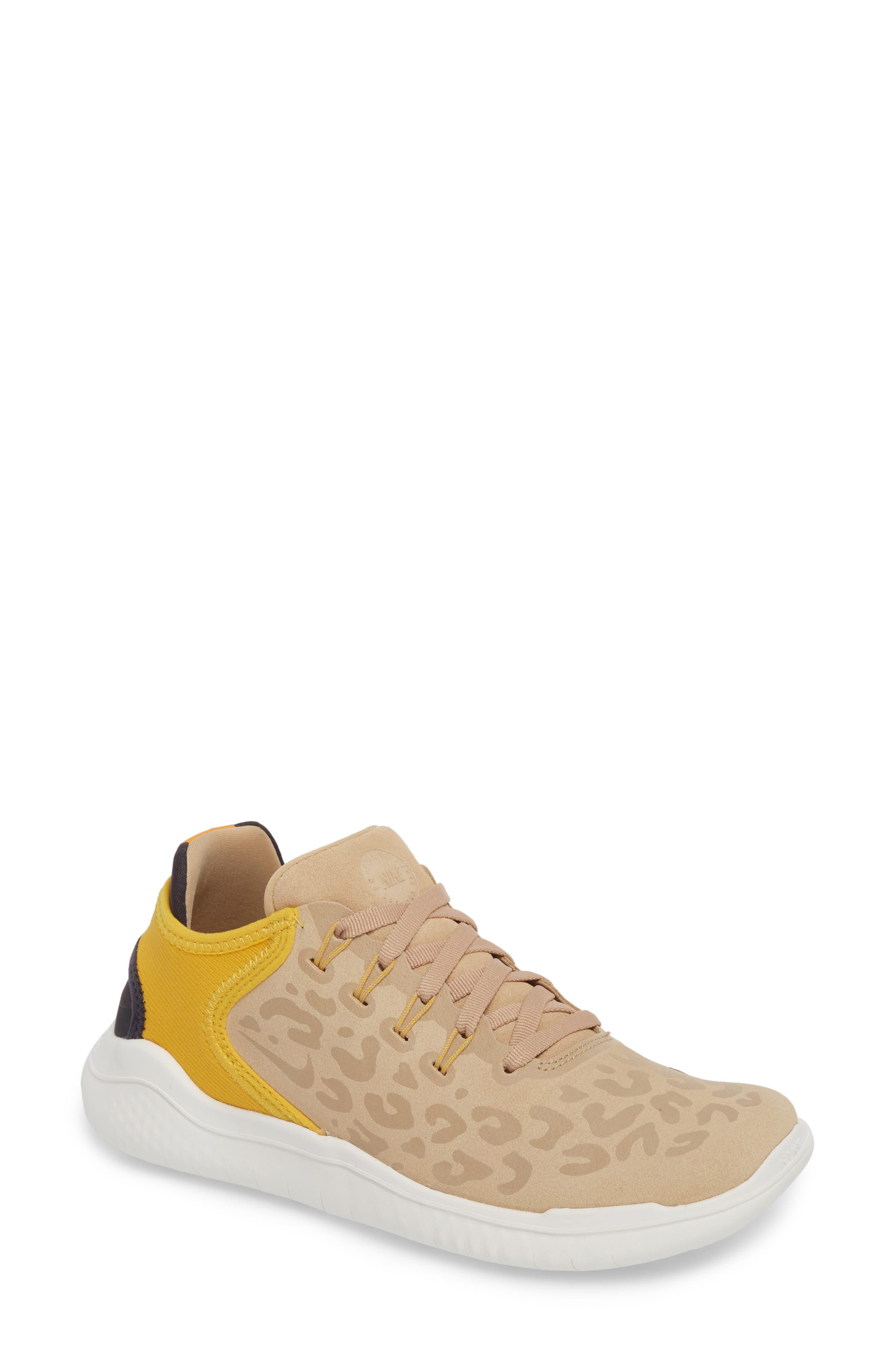 Nike Free RN 2018 Wild Running Shoe (Women)
