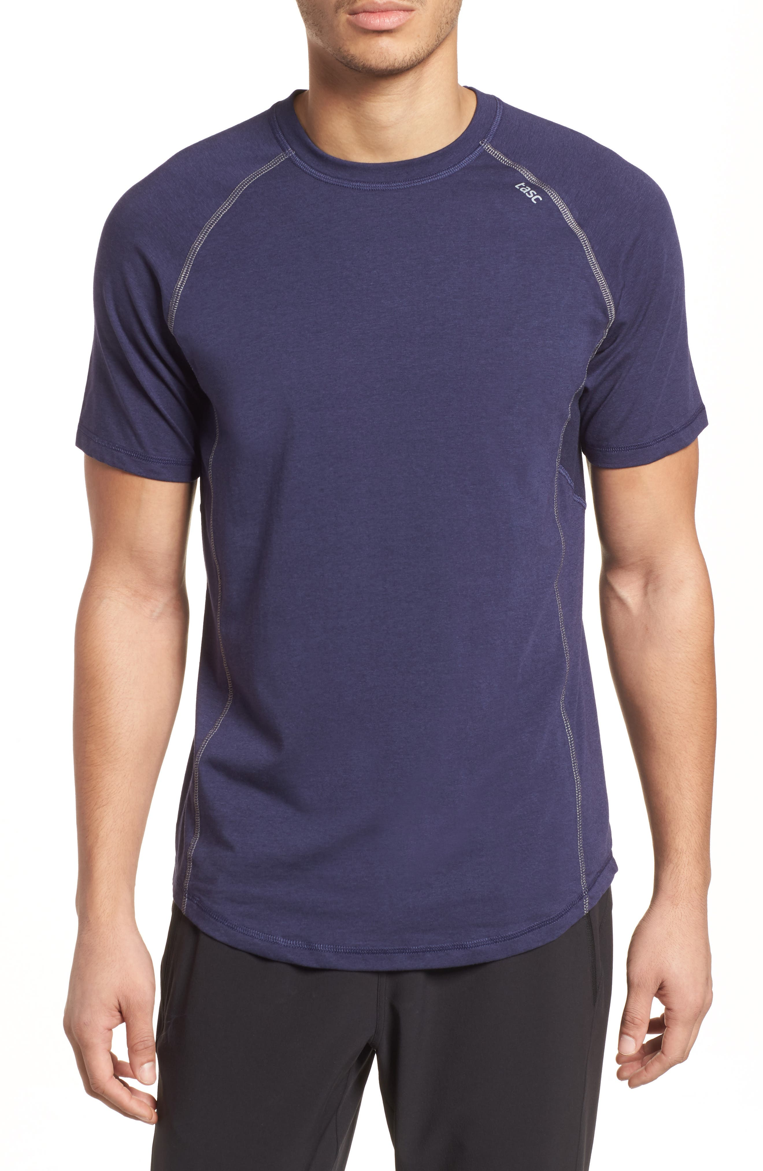 Charge II T-Shirt,                             Main thumbnail 1, color,                             Classic Navy