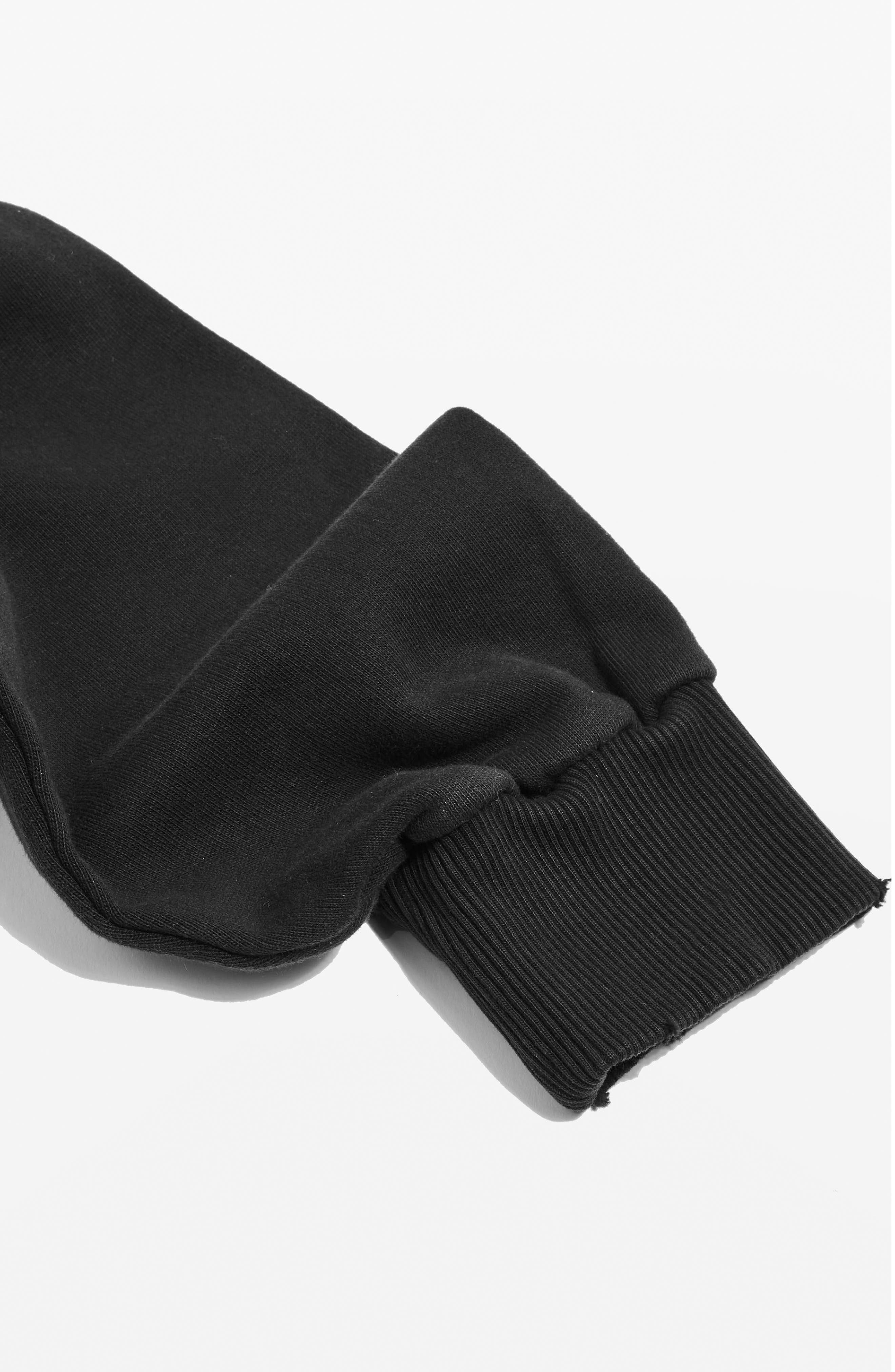 Alternate Image 6  - Topshop Boutique Drawstring Sweater Dress