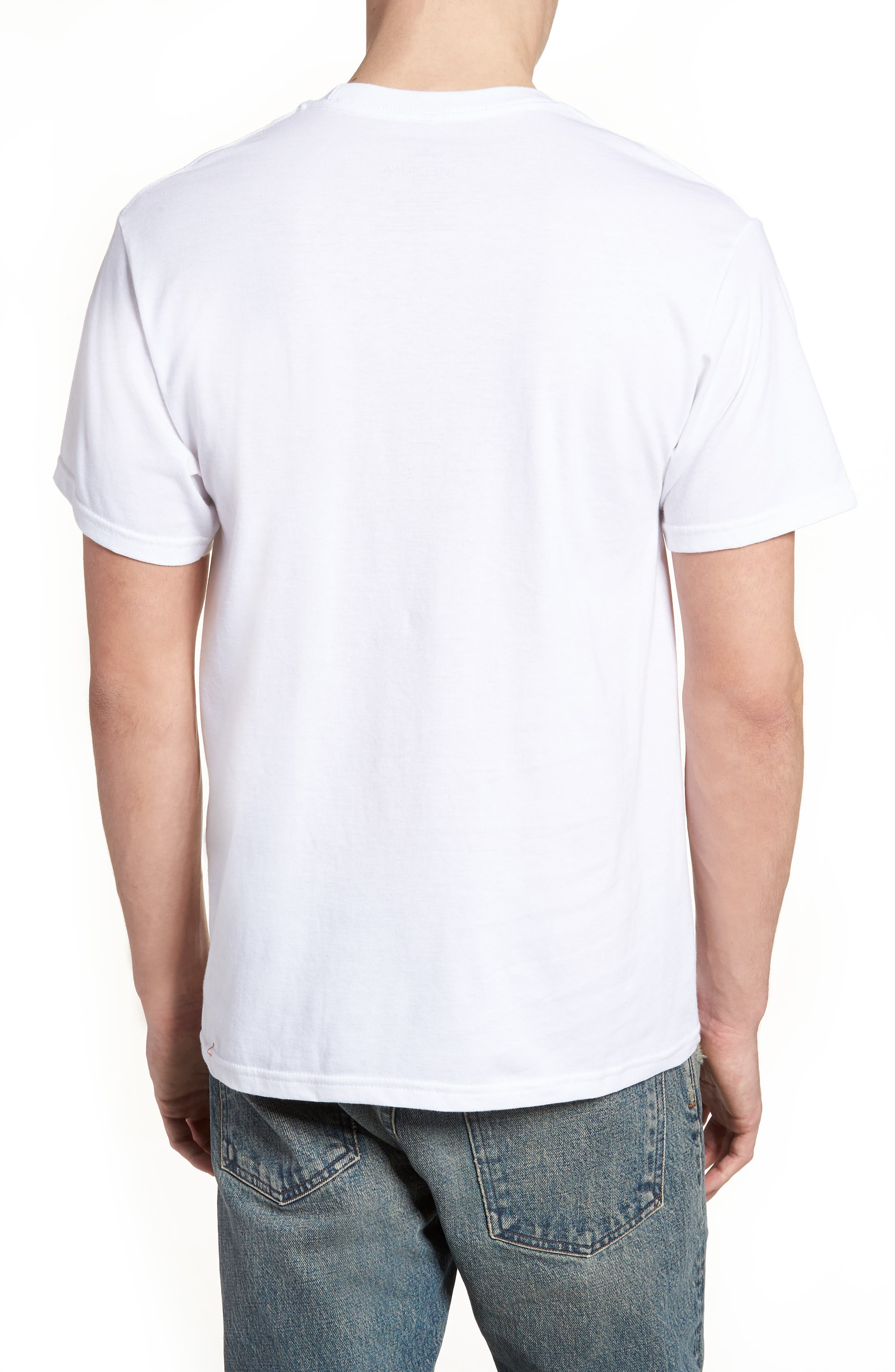 Shinanigans Graphic T-Shirt,                             Alternate thumbnail 2, color,                             White