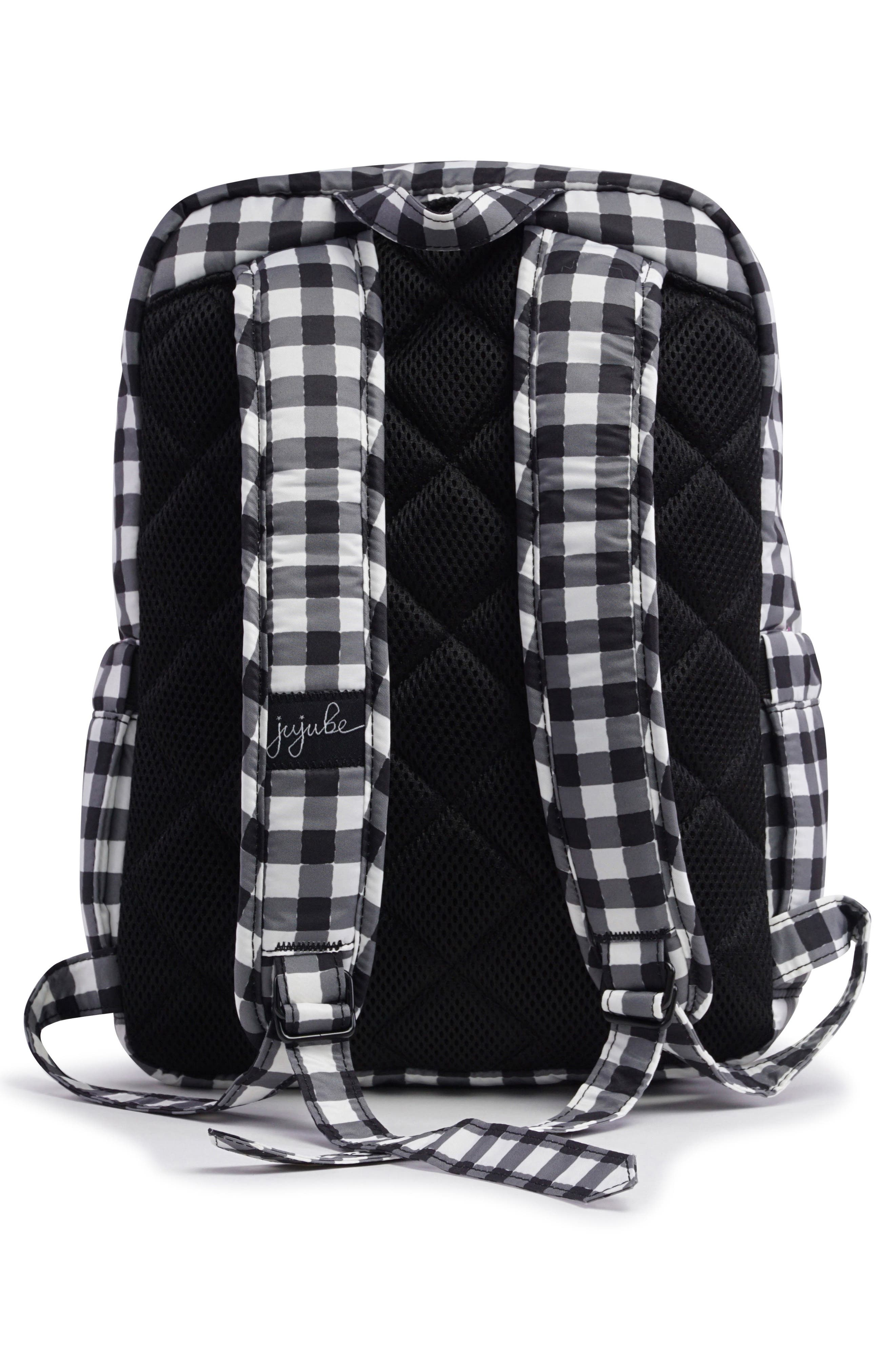 'Mini Be - Onyx Collection' Backpack,                             Alternate thumbnail 2, color,                             Gingham Style