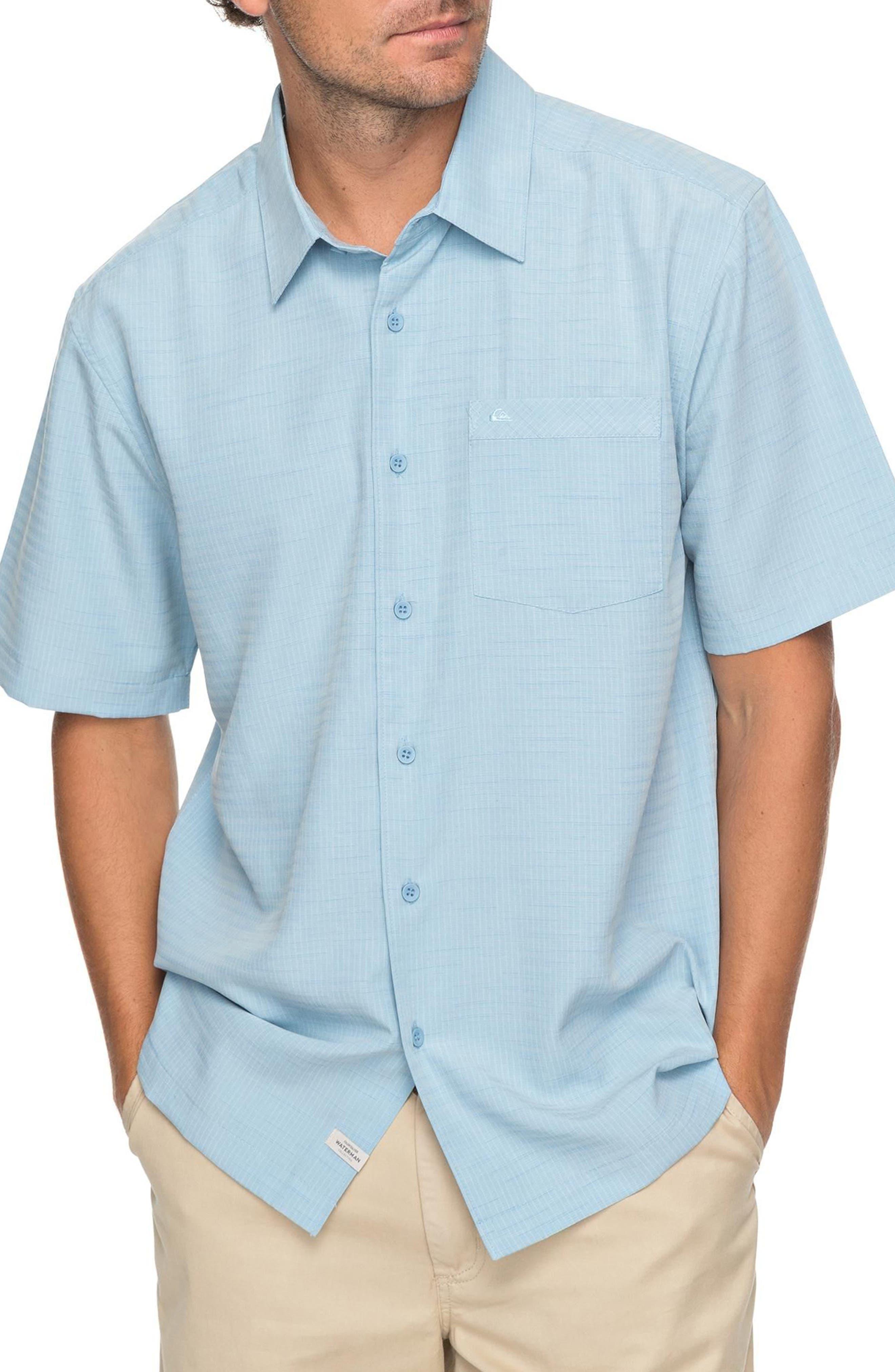 Alternate Image 1 Selected - Quiksilver Waterman Collection Centinala Shirt
