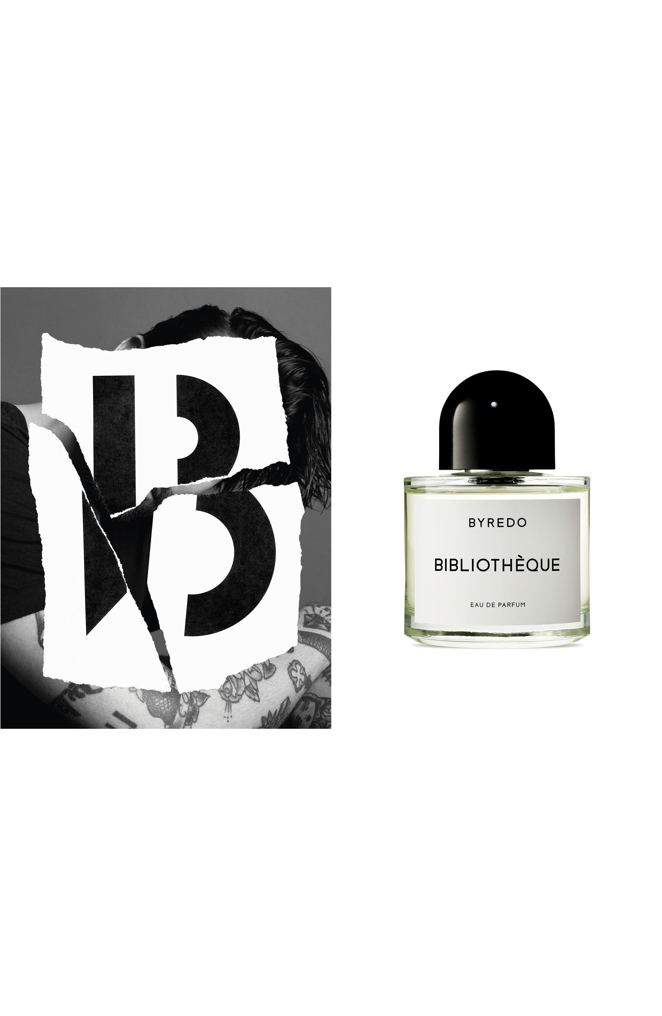 Bibliotheque Eau de Parfum,                             Alternate thumbnail 3, color,                             No Color
