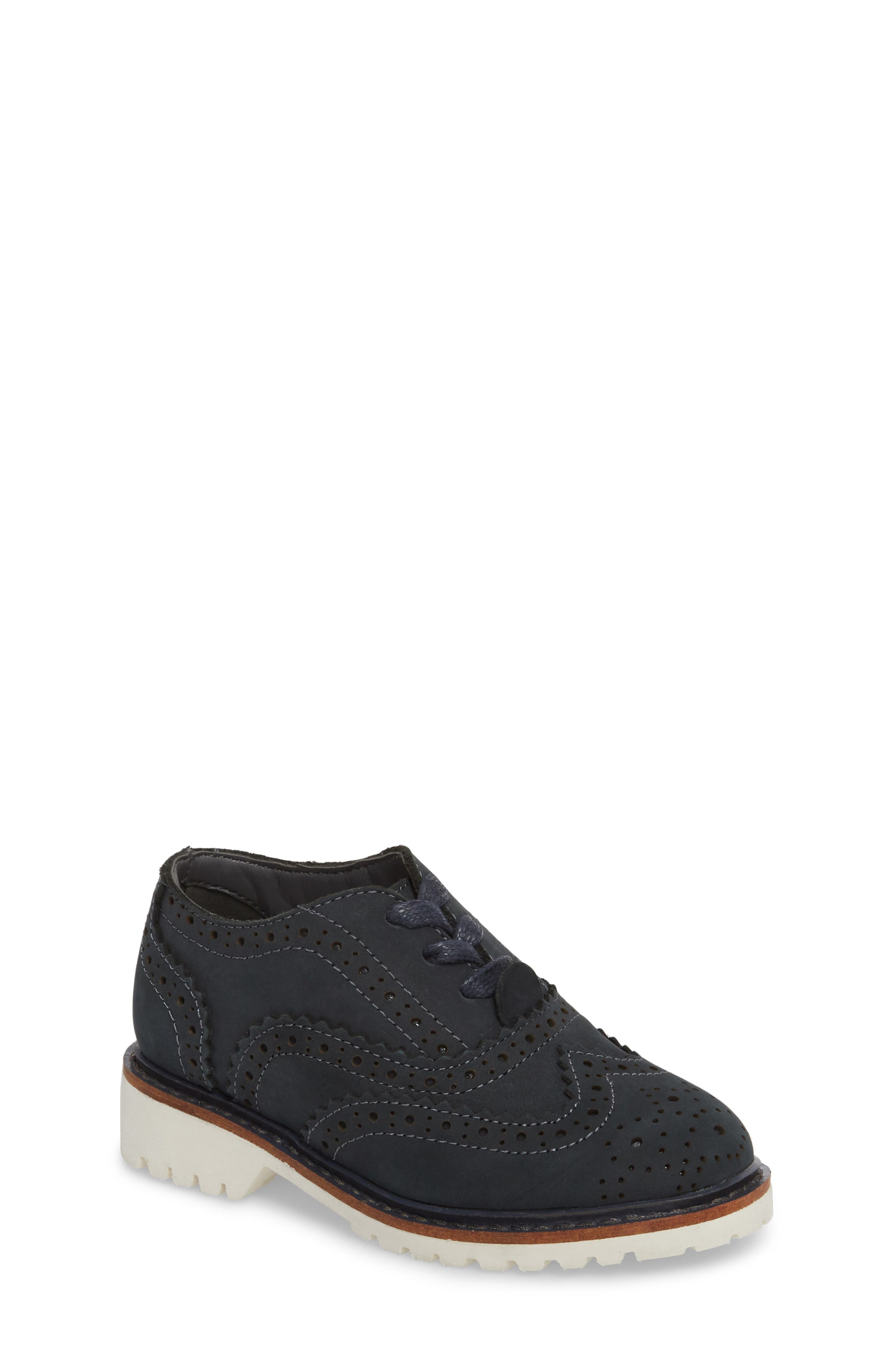 Kenneth Cole New York Wingtip Oxford (Walker, Toddler, Little Kid & Big Kid)