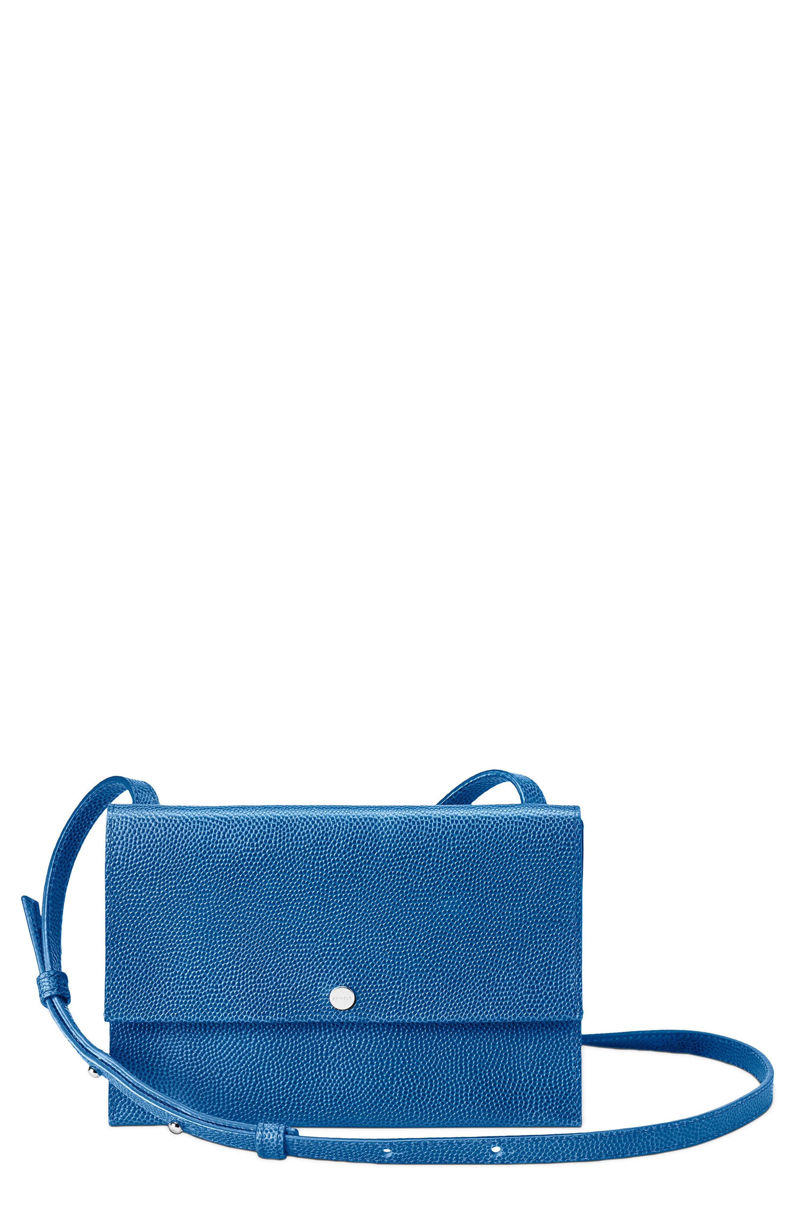 Alternate Image 1 Selected - Shinola Leather Crossbody Bag