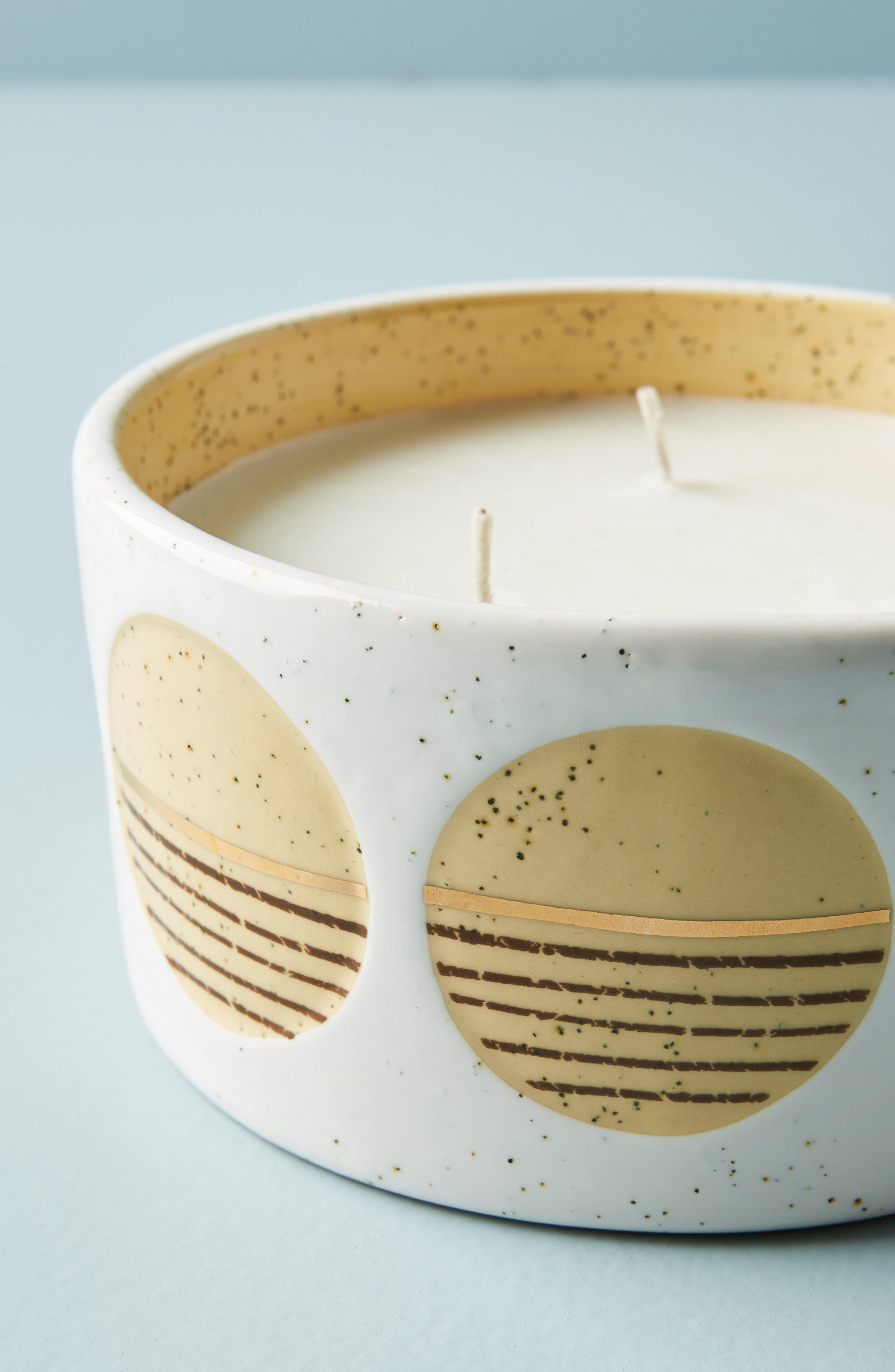 Anthropologie Ontario Three-Wick Candle