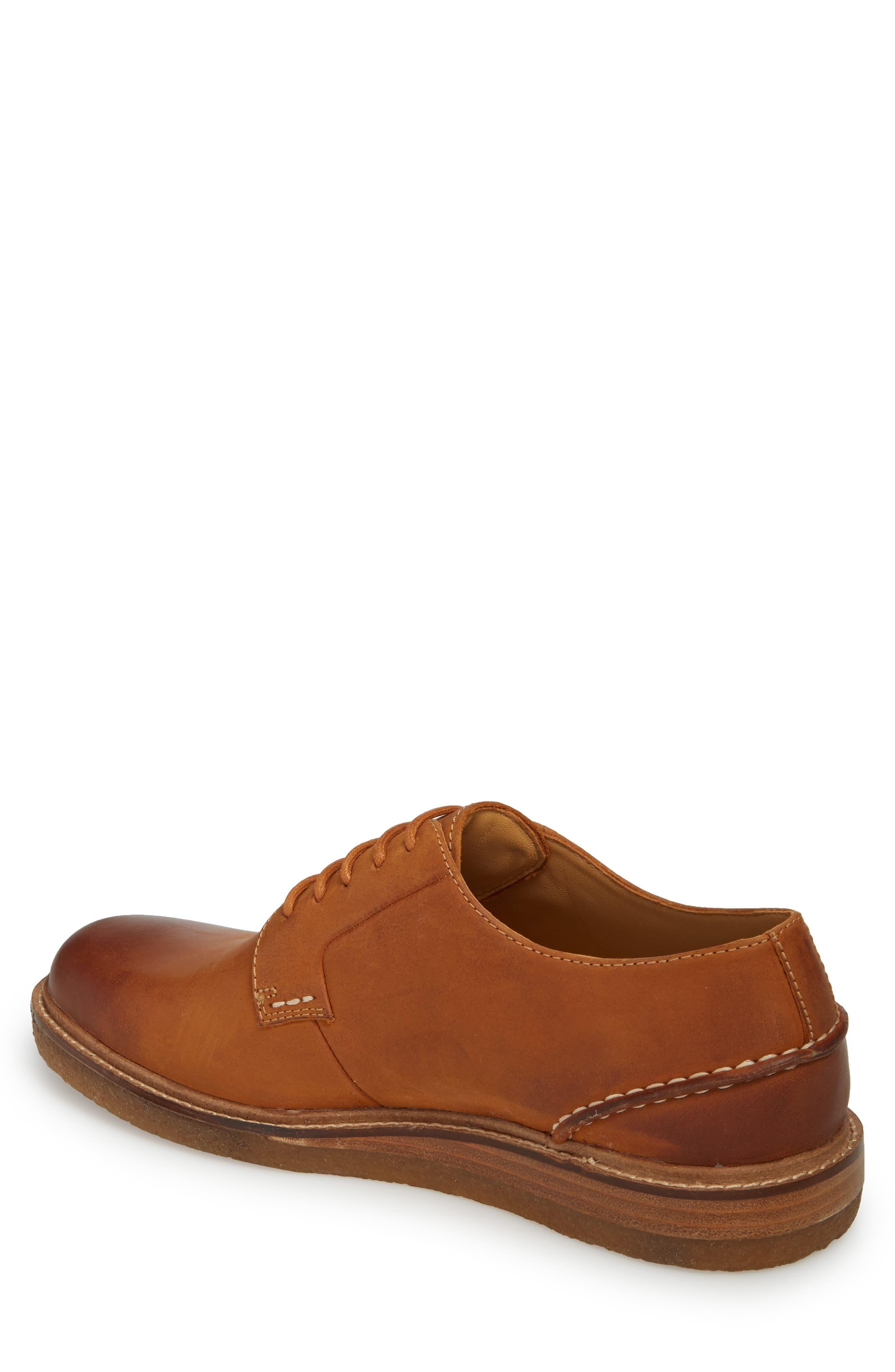 Gold Cup Plain Toe Derby,                             Alternate thumbnail 2, color,                             Tan Leather