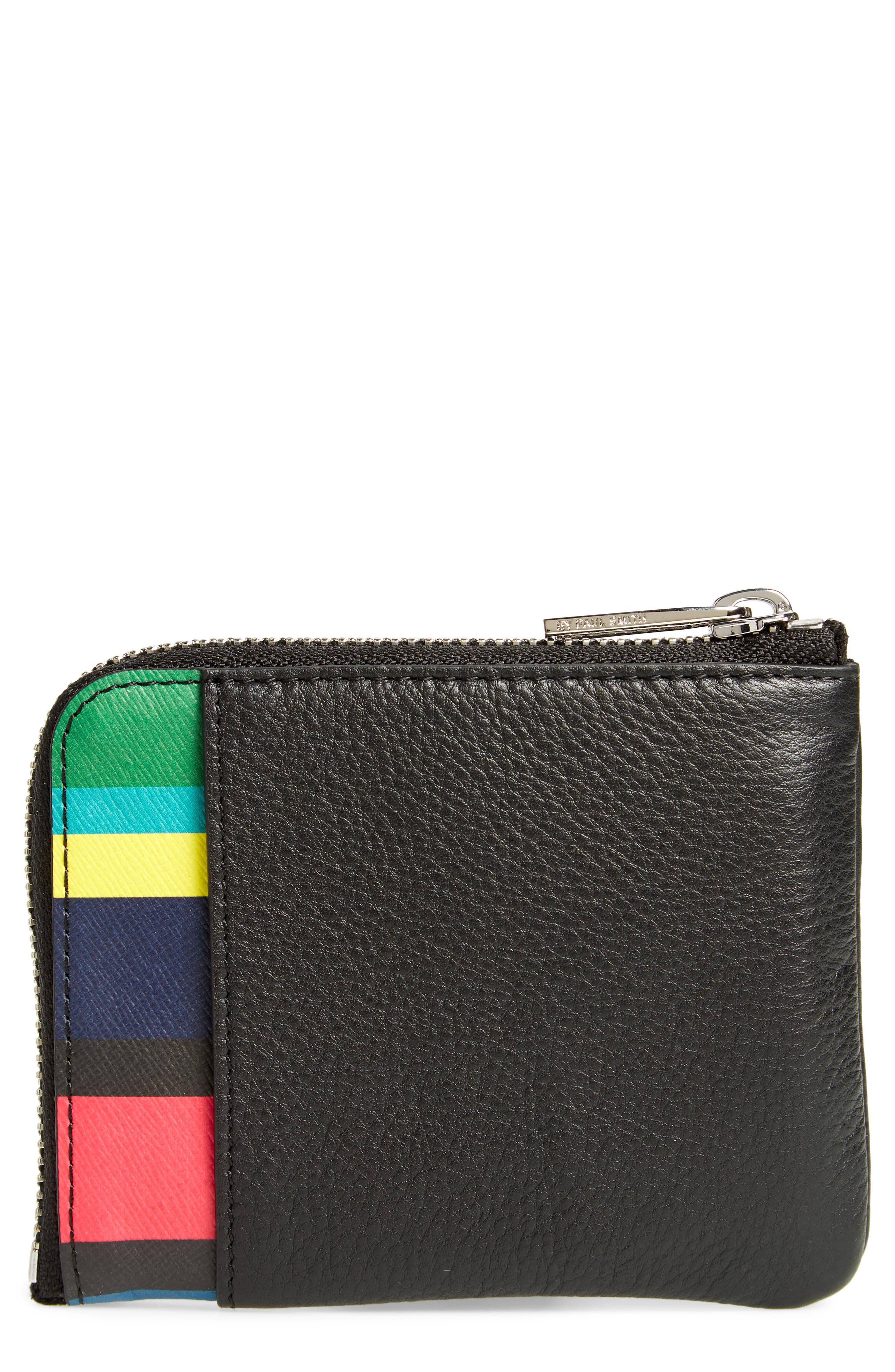 Paul Smith Corner Zip Wallet