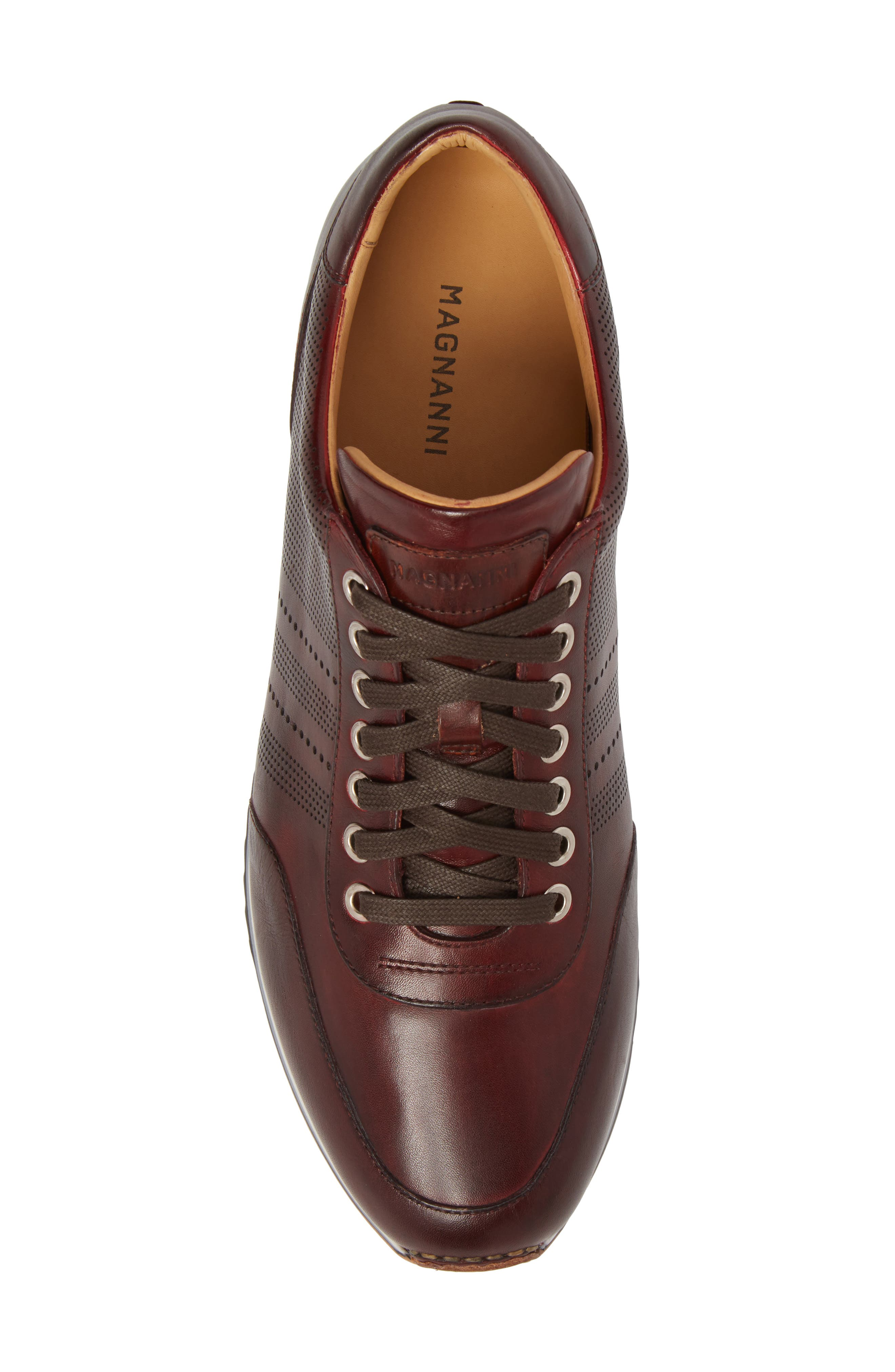 Alternate Image 5  - Magnanni Merino Sneaker (Men)