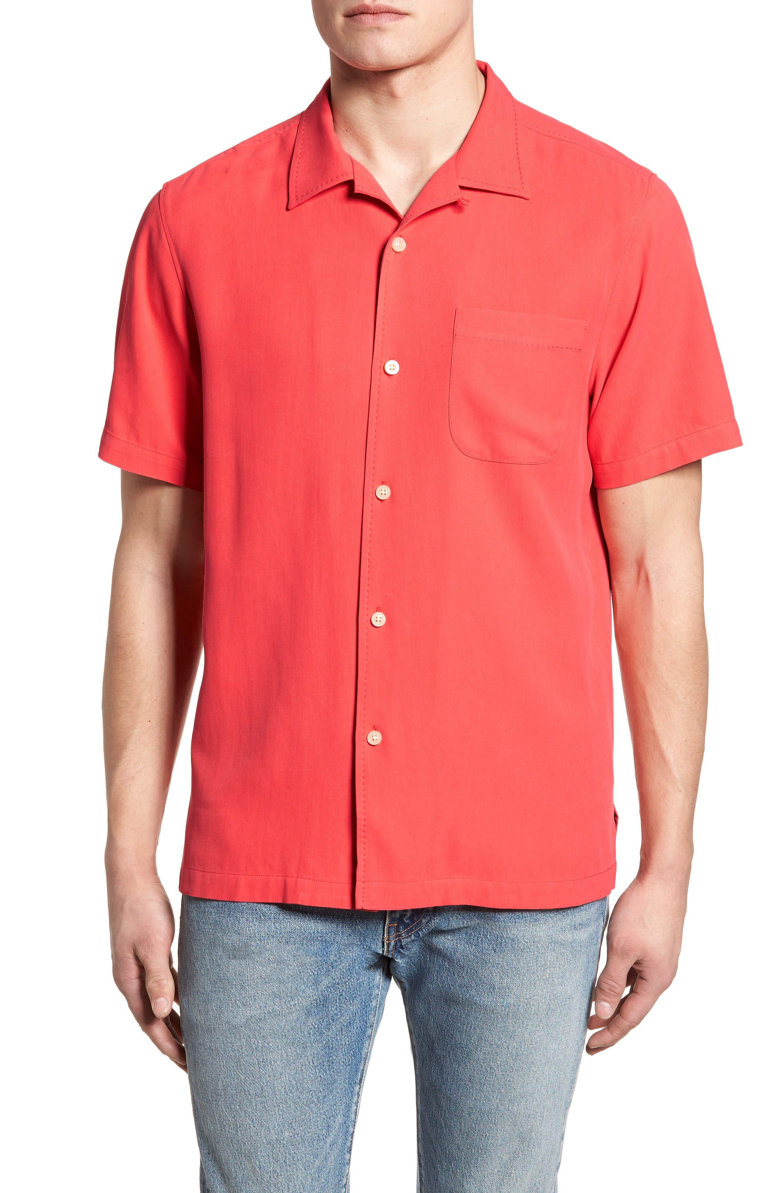 Tommy Bahama Catalina Silk Camp Shirt
