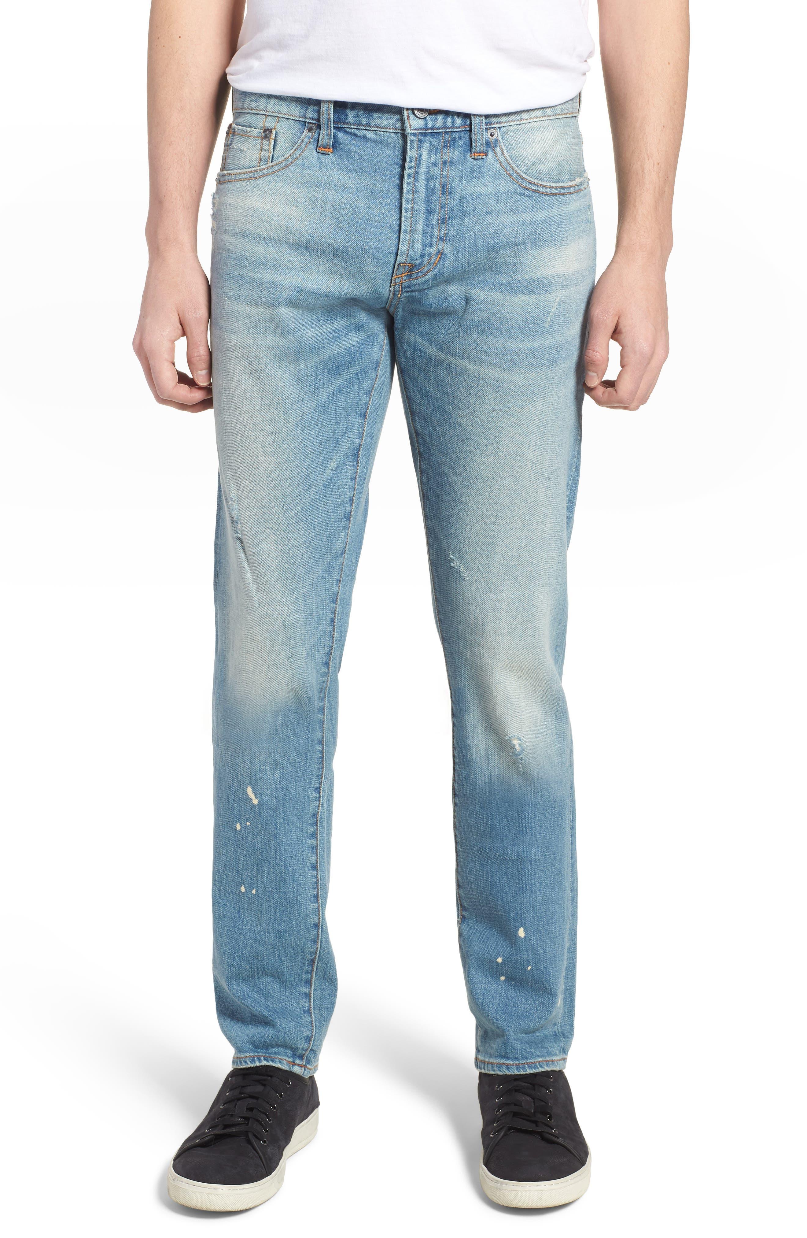 Jim Slim Fit Jeans,                             Main thumbnail 1, color,                             Hollis
