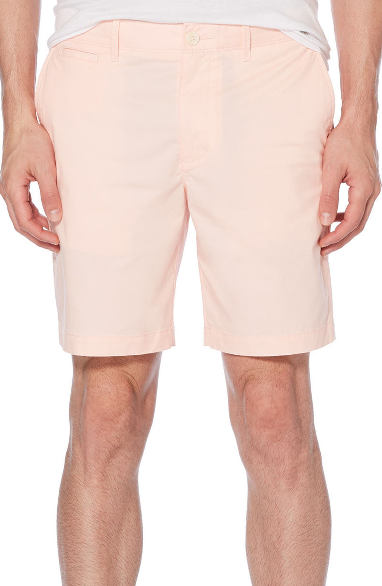 P55 Shorts,                         Main,                         color, Impatiens Pink