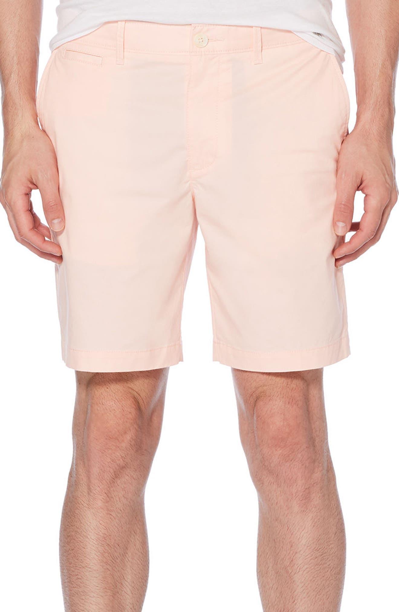 P55 Shorts,                         Main,                         color, Impatiens Pink