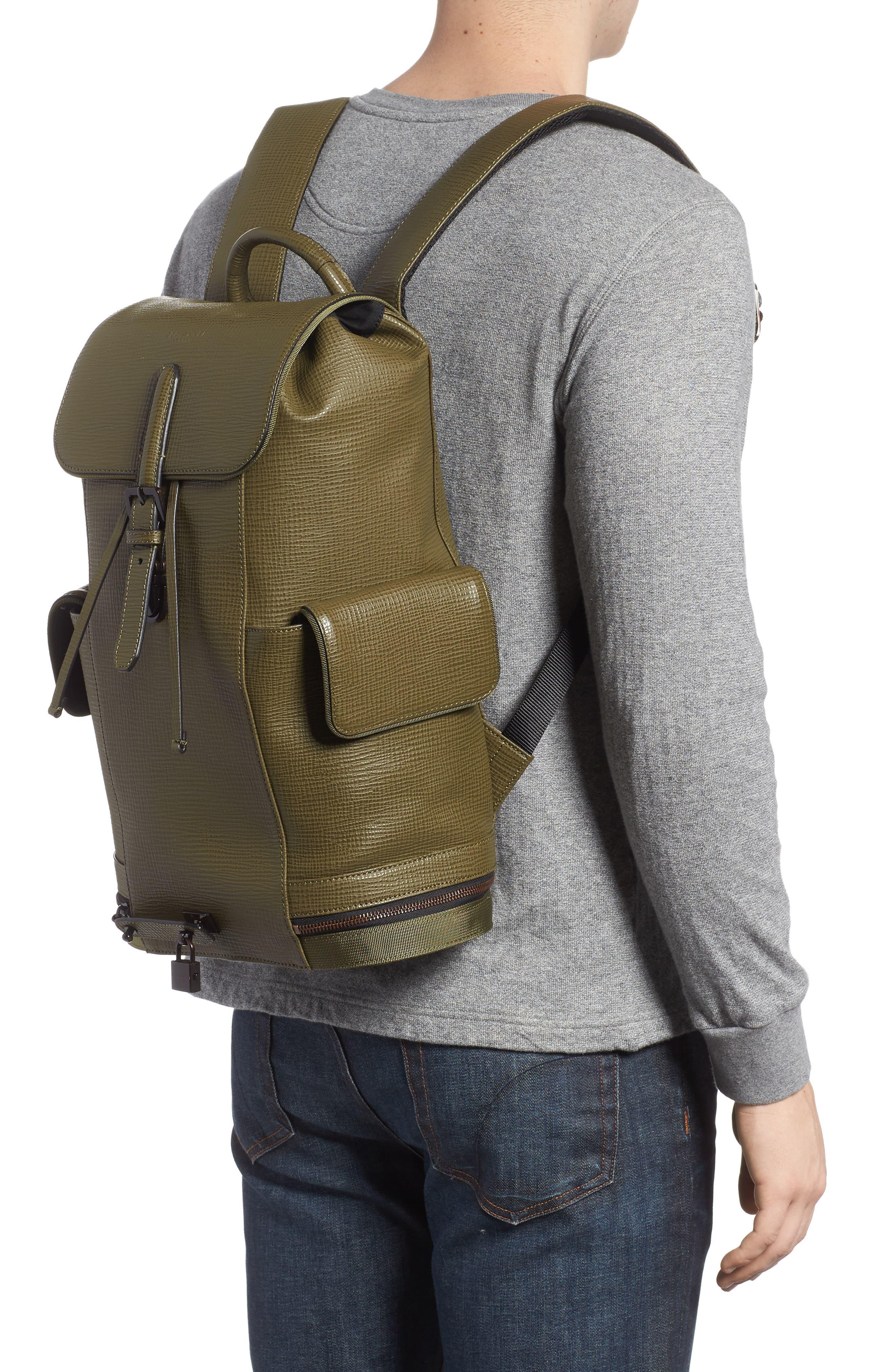 Thorr Palmelato Backpack,                             Alternate thumbnail 2, color,                             Olive