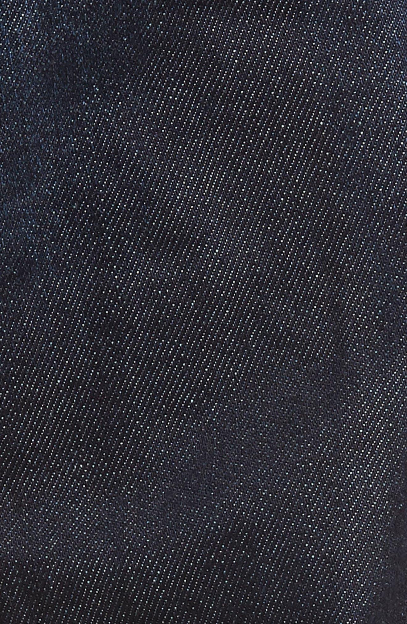 Sabre Slim Fit,                             Alternate thumbnail 5, color,                             6 Month Wash