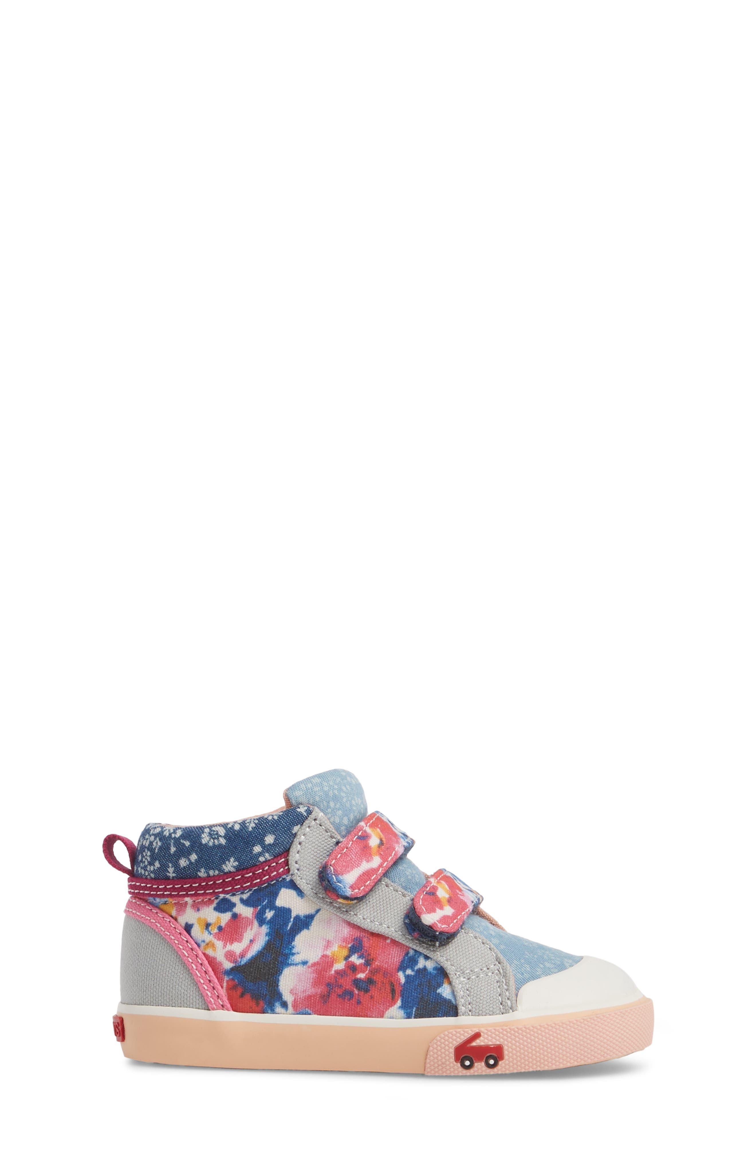 Alternate Image 3  - See Kai Run Kya Sneaker (Baby, Walker, Toddler & Little Kid)