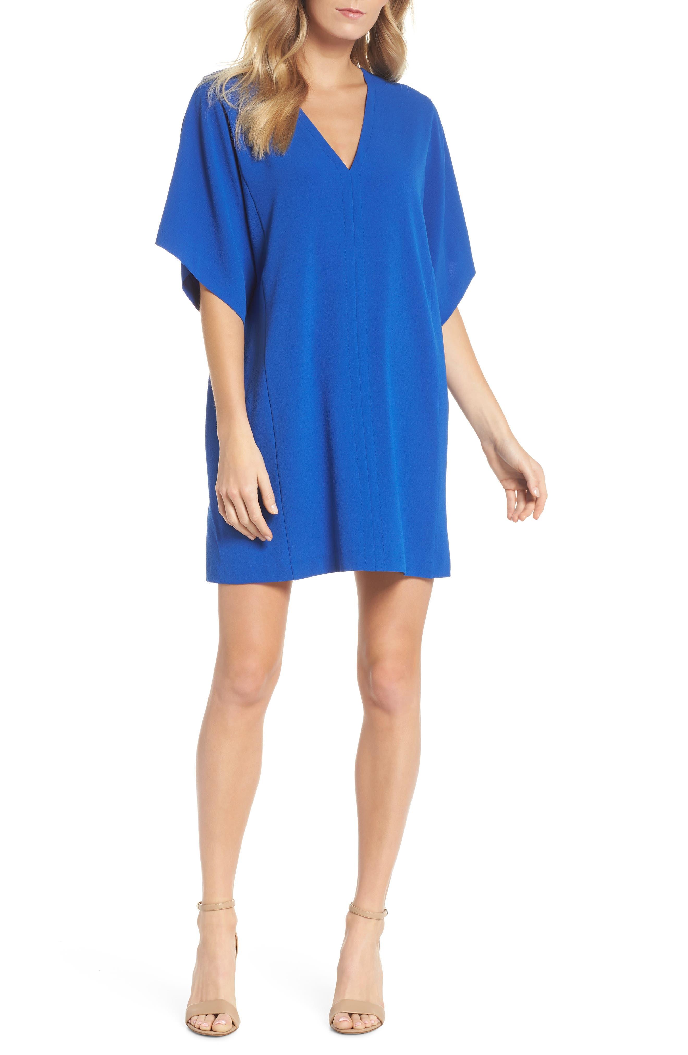 Felicity & Coco Sasha Shift Minidress (Nordstrom Exclusive)