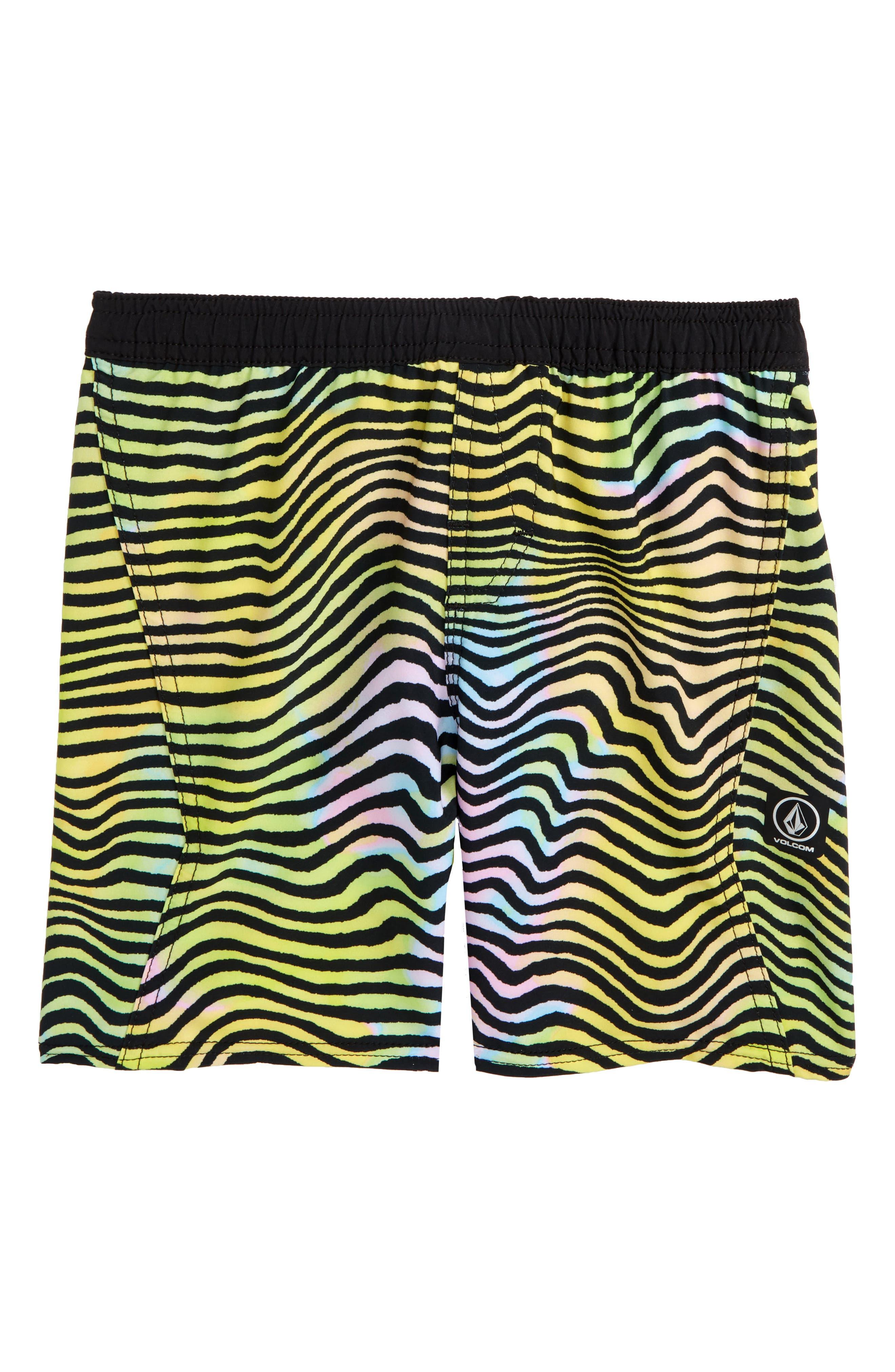 Vibes Swim Trunks,                         Main,                         color, Multi