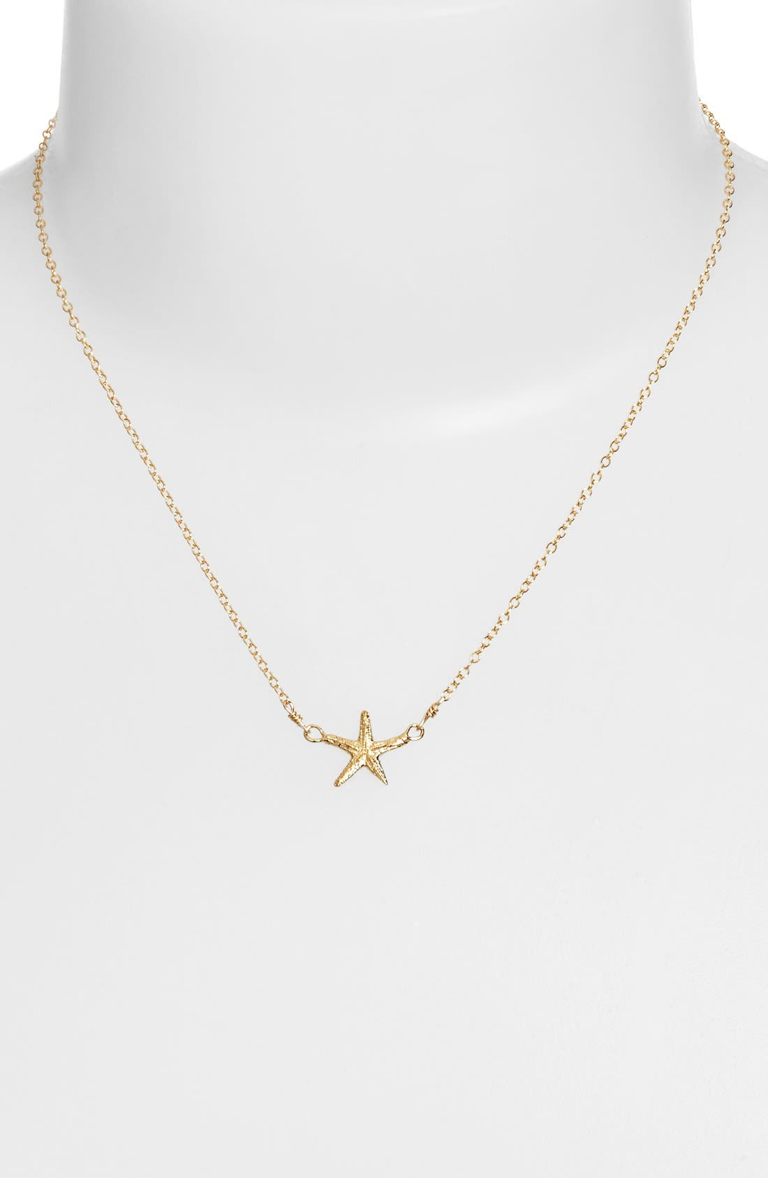 Alternate Image 2  - ki-ele 'Manini' Starfish Pendant Necklace