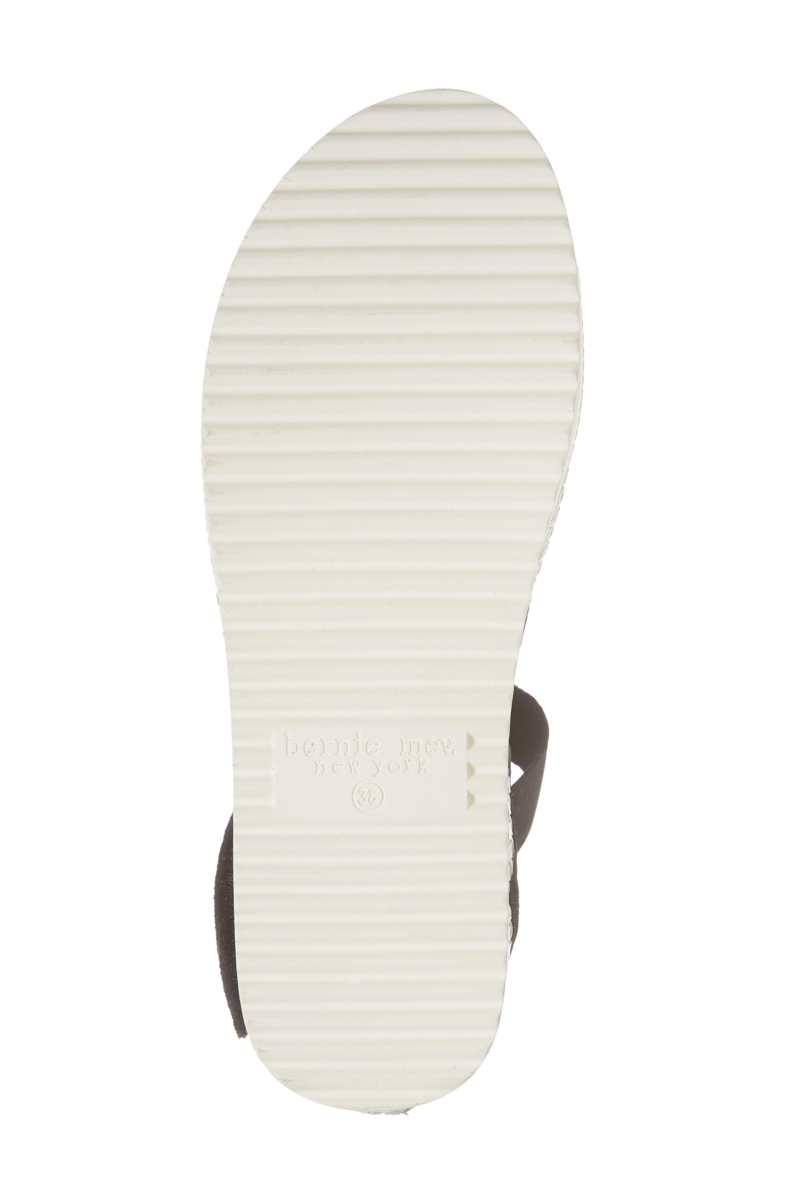 Alternate Image 6  - bernie mev. Havana Quarter Strap Sandal (Women)