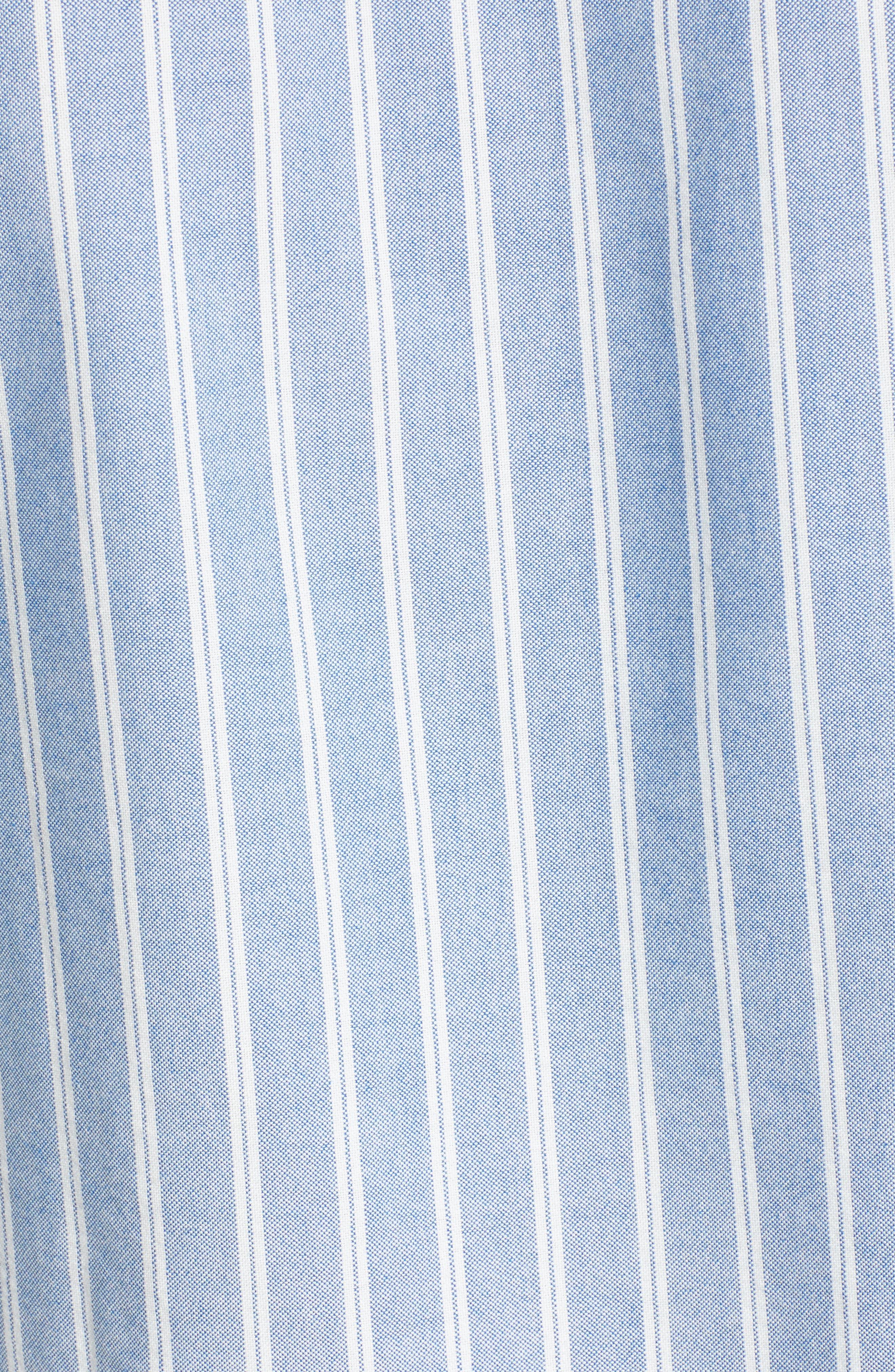 Oxford Shirt,                             Alternate thumbnail 5, color,                             Combo A