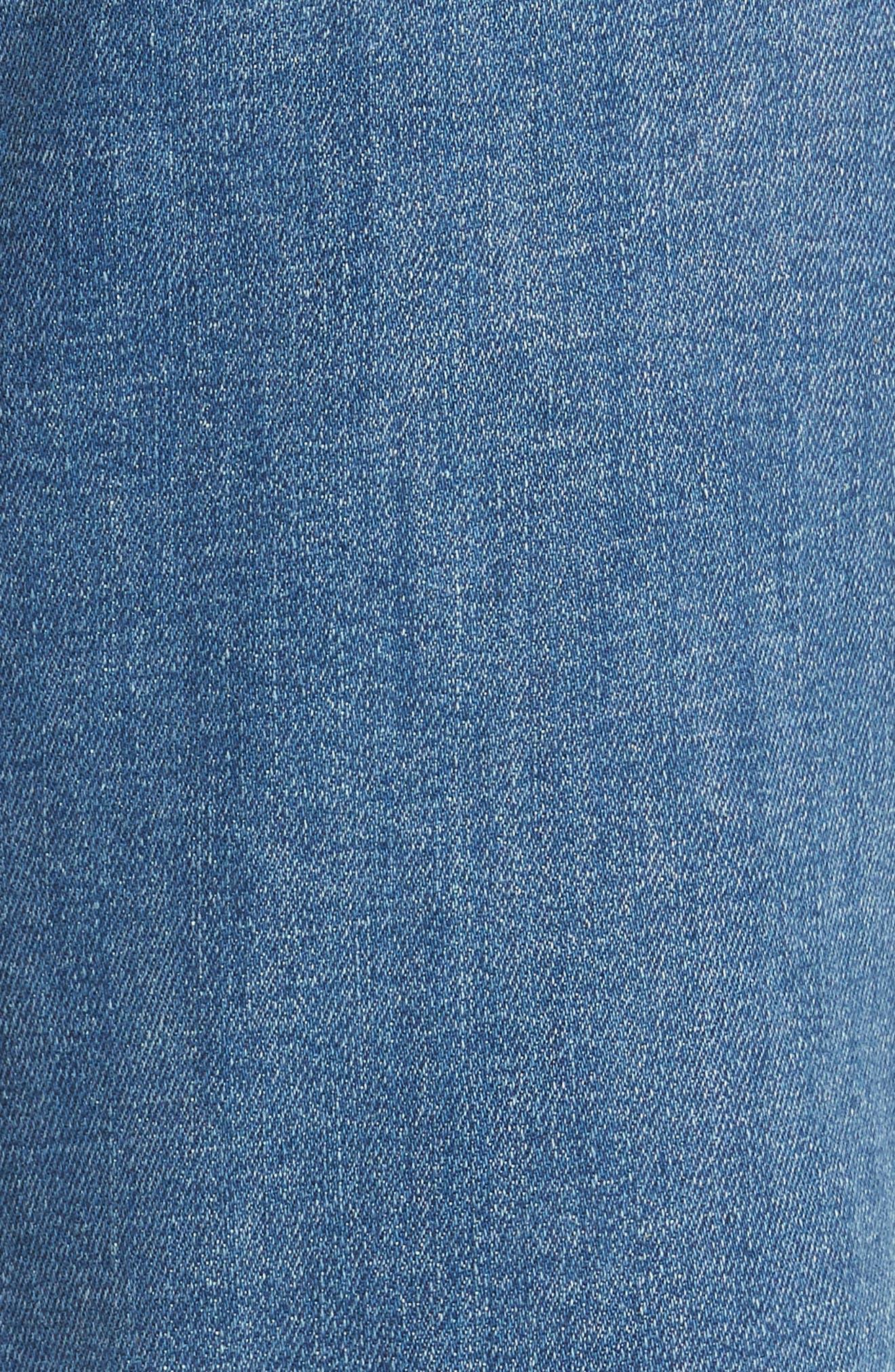 Josefina Ripped Boyfriend Jeans,                             Alternate thumbnail 6, color,                             Heritage Artwalk 2