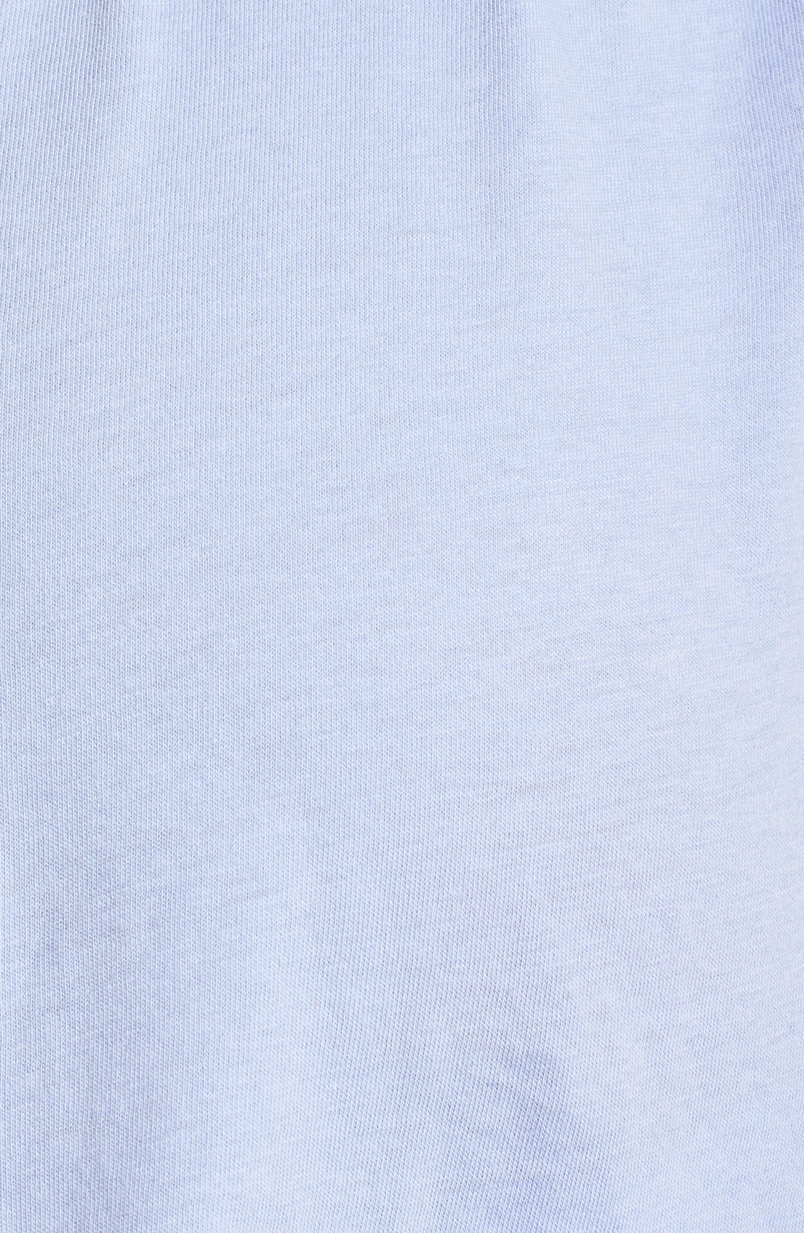 Violette Maternity/Nursing Pajamas,                             Alternate thumbnail 5, color,                             Indian Print