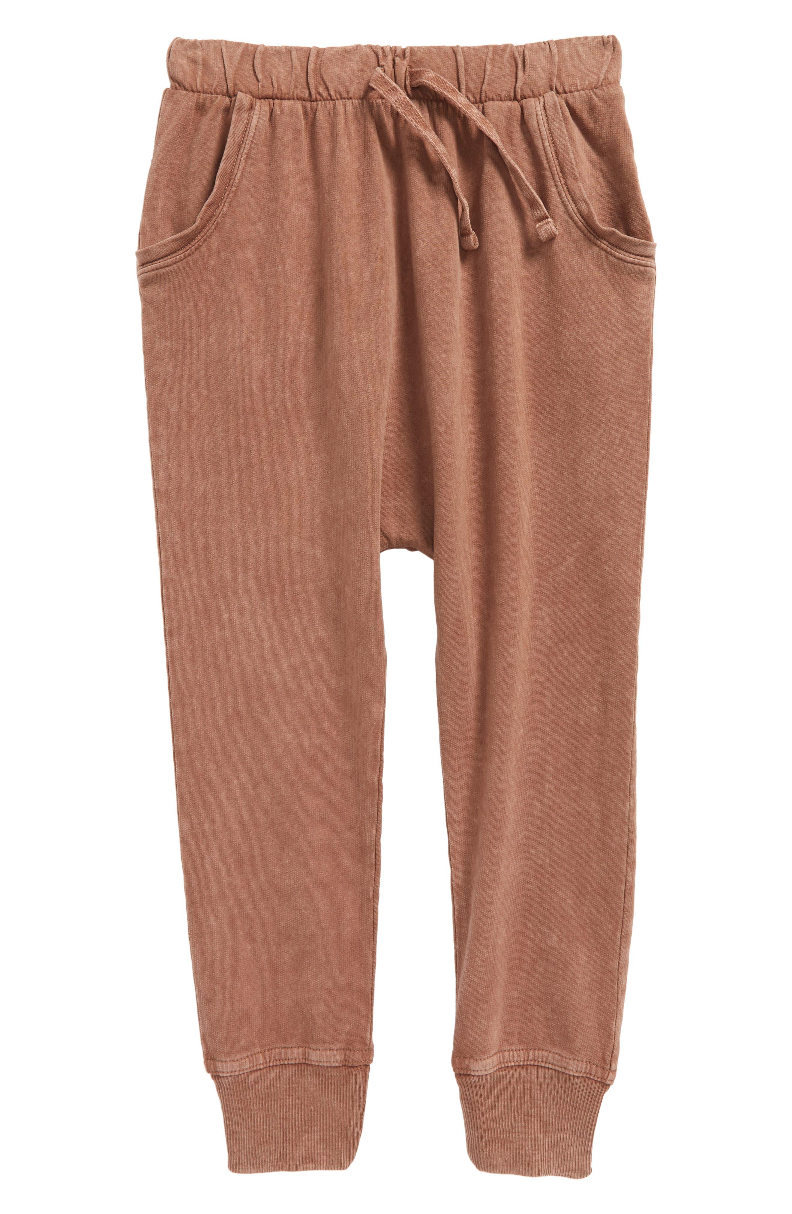 Superwash Sweatpants,                         Main,                         color, Tan Burro Wash