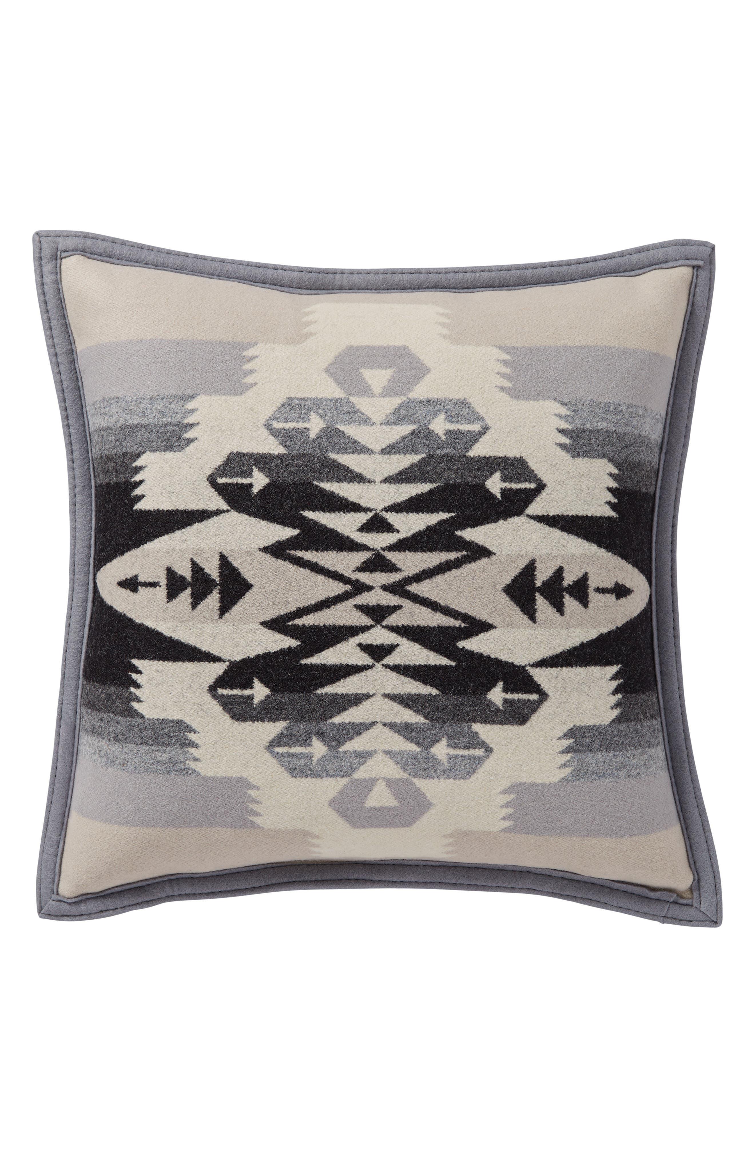 Tucson Accent Pillow,                             Alternate thumbnail 2, color,                             Ivory