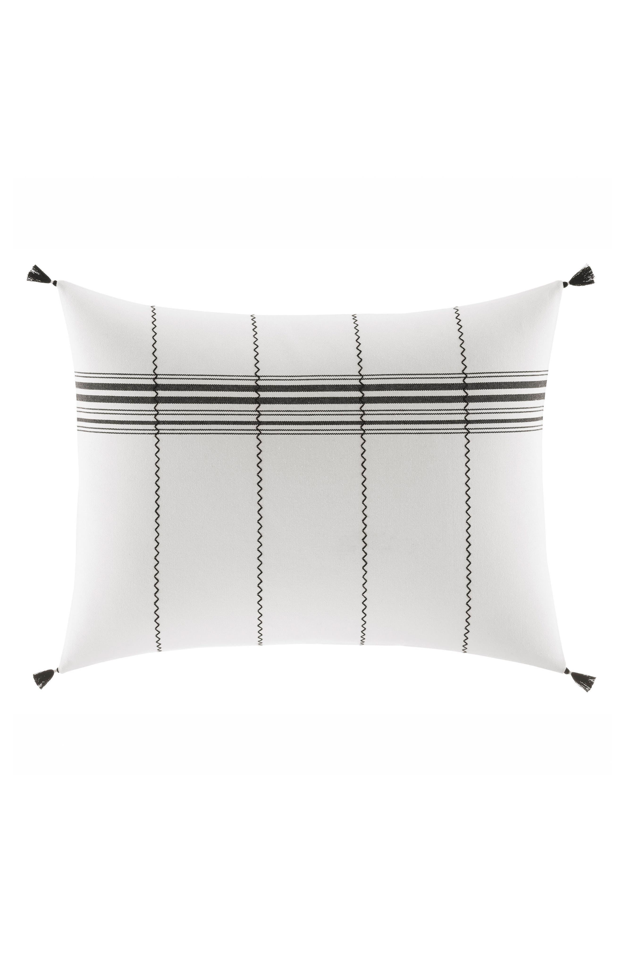 Alta Accent Pillow,                             Main thumbnail 1, color,                             White